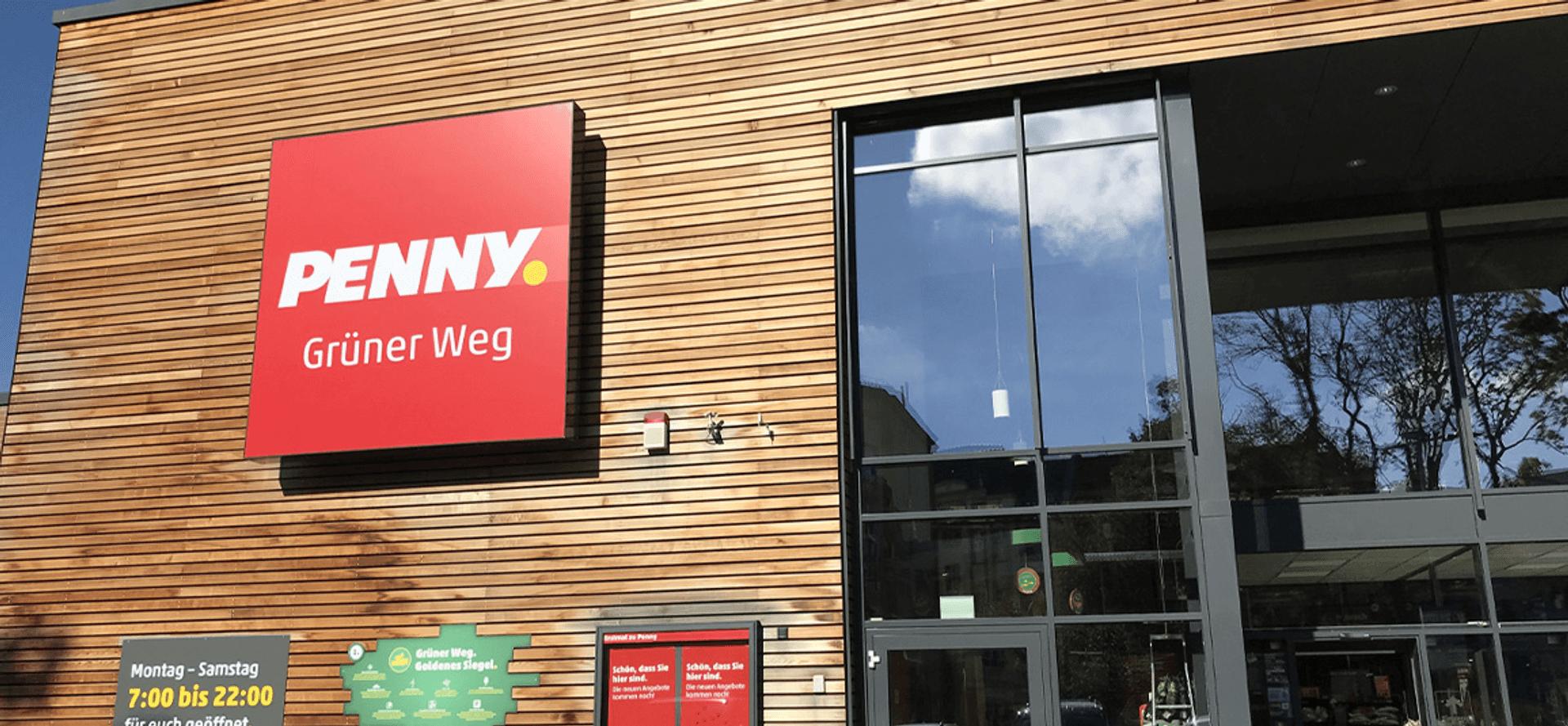 Penny Gruener Weg