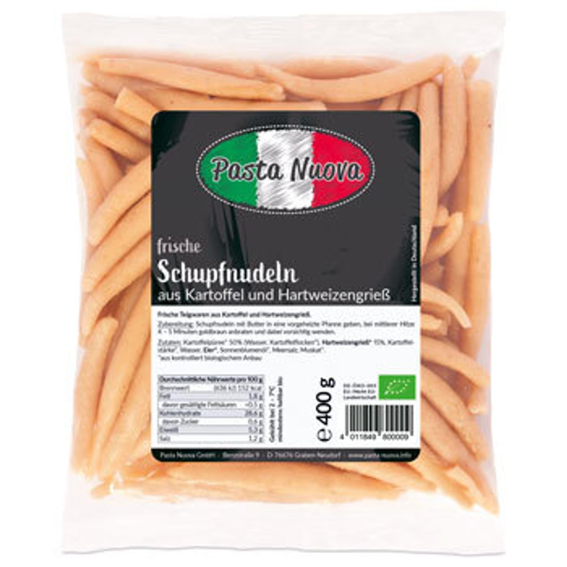 Pasta Nuova Schupfnudeln