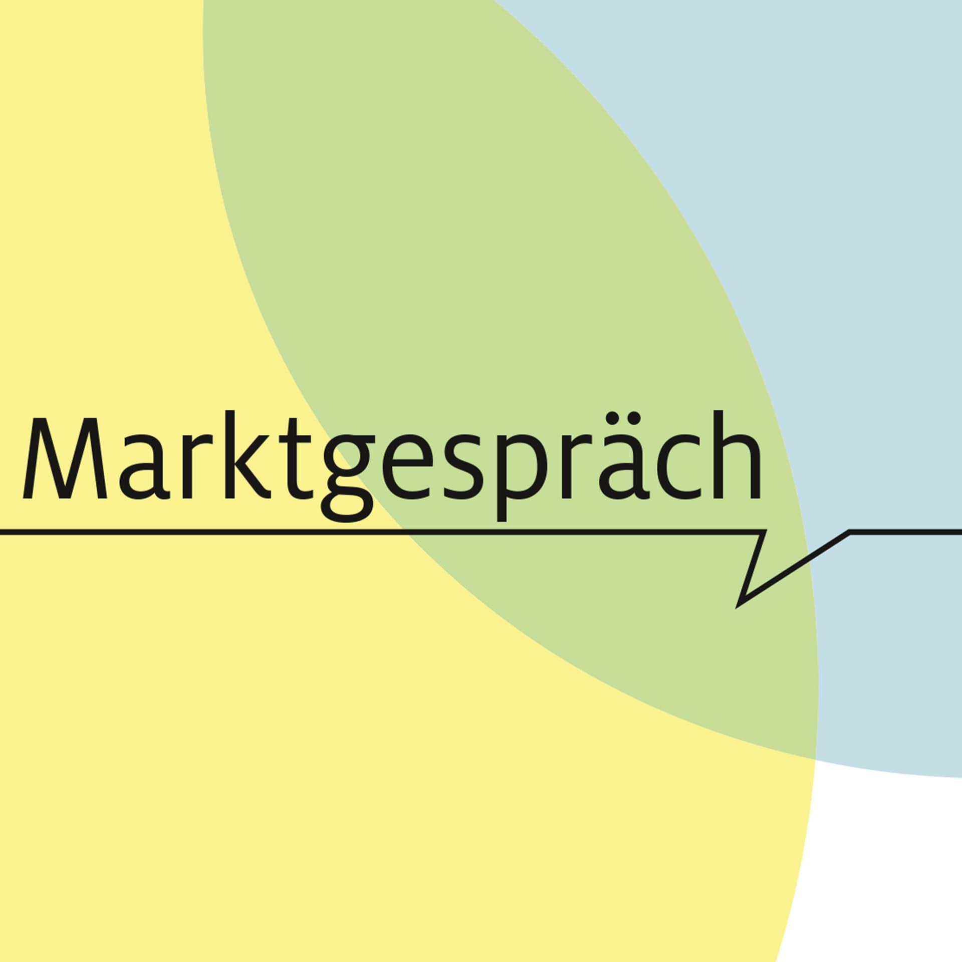 Cover Podcast Marktgespaech