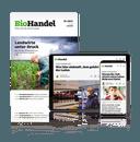 BioHandel-Magazin, Tablet, Smartphone