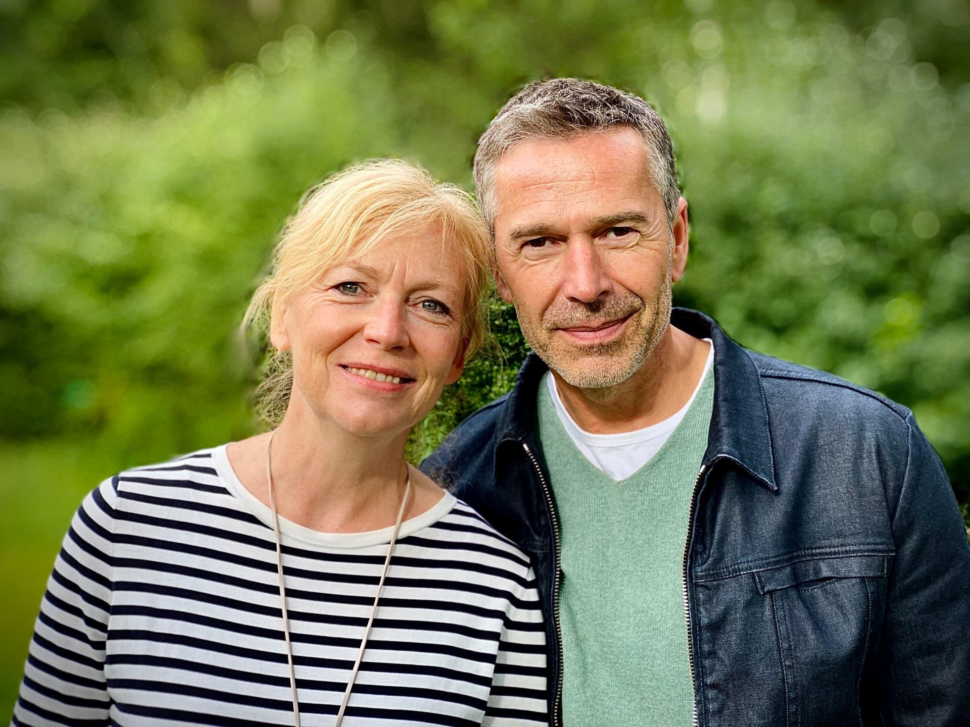 Ingrid und Dirk Steffens Biodiversity Foundation Initiative 2030