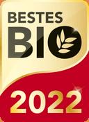 Das Logo von Bestes Bio 2022