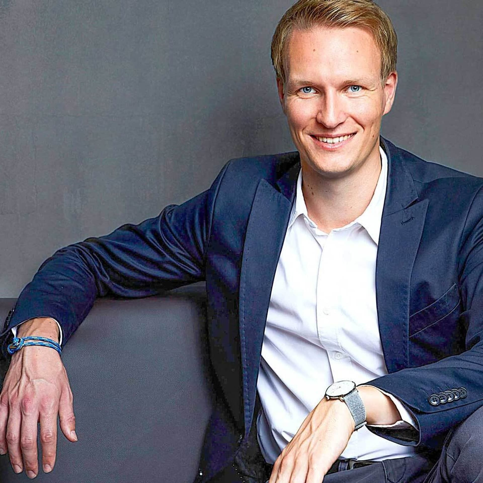 Porträt Johannes Ehrnsperger