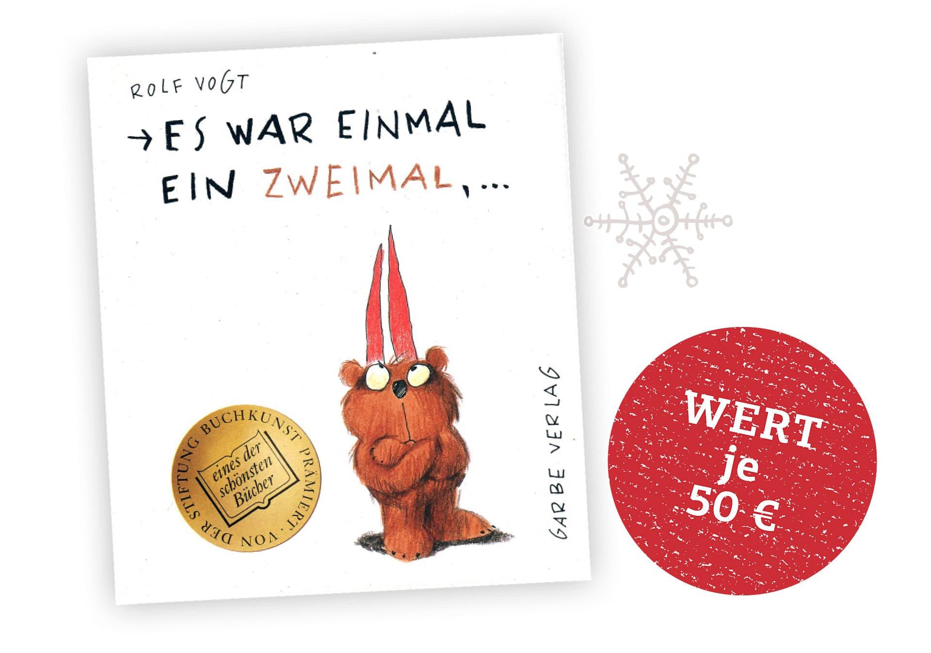 Gutschein Garbe-Verlag