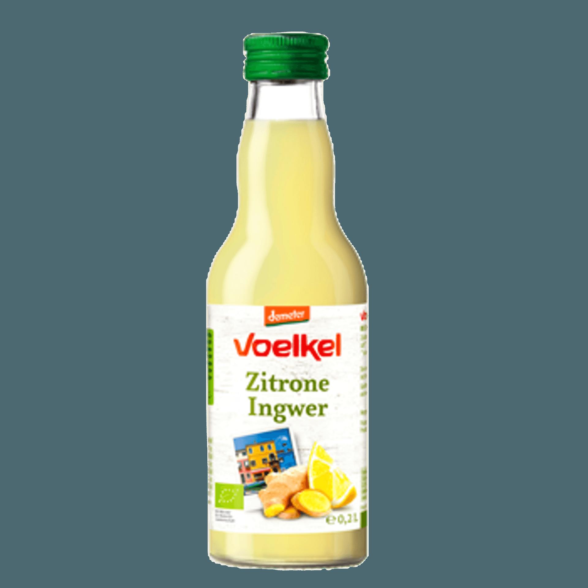 Zitrone, Ingwer, Getränk