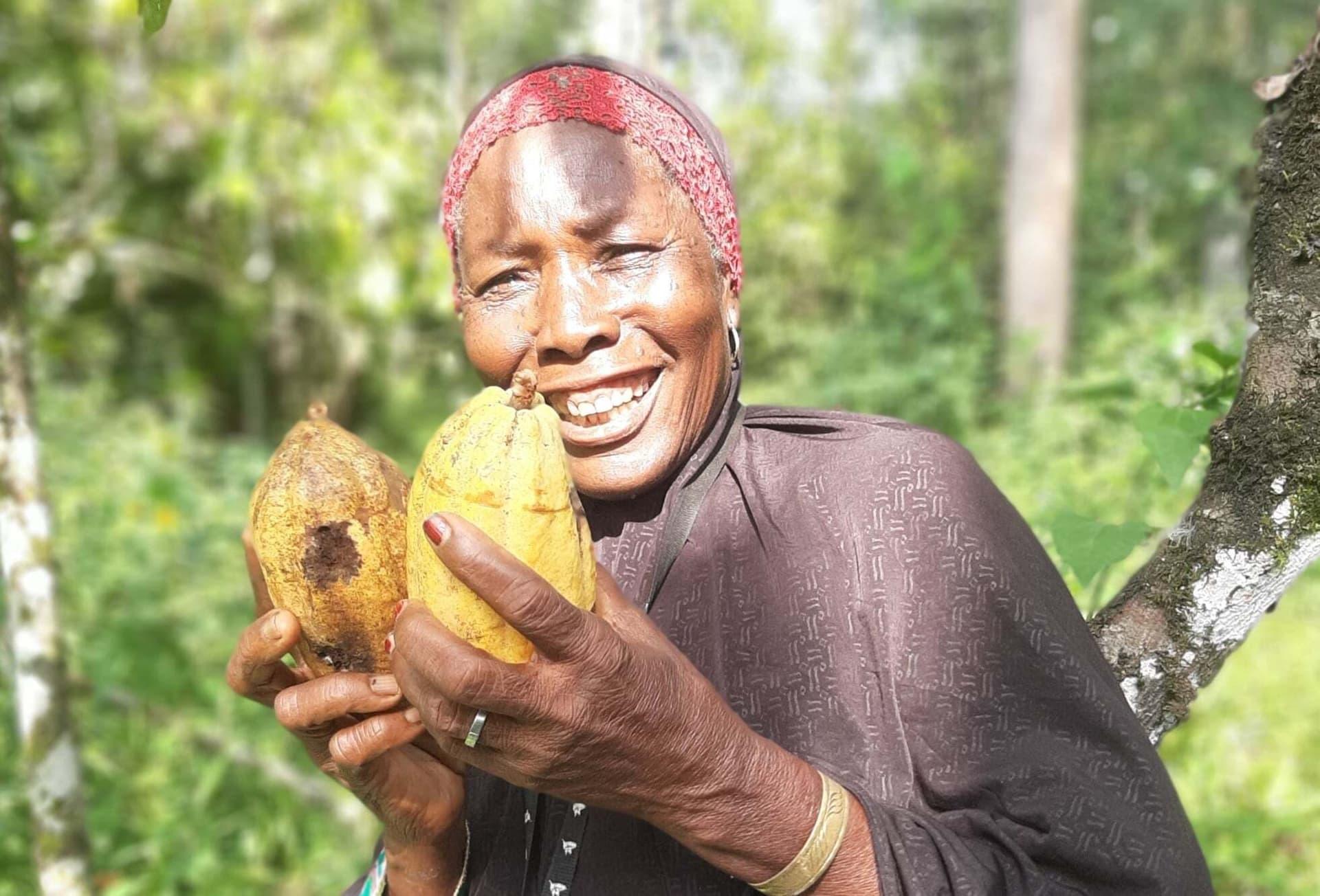 Kakao, Bio, Afrika, Fairtrade, Nachhaltigkeit