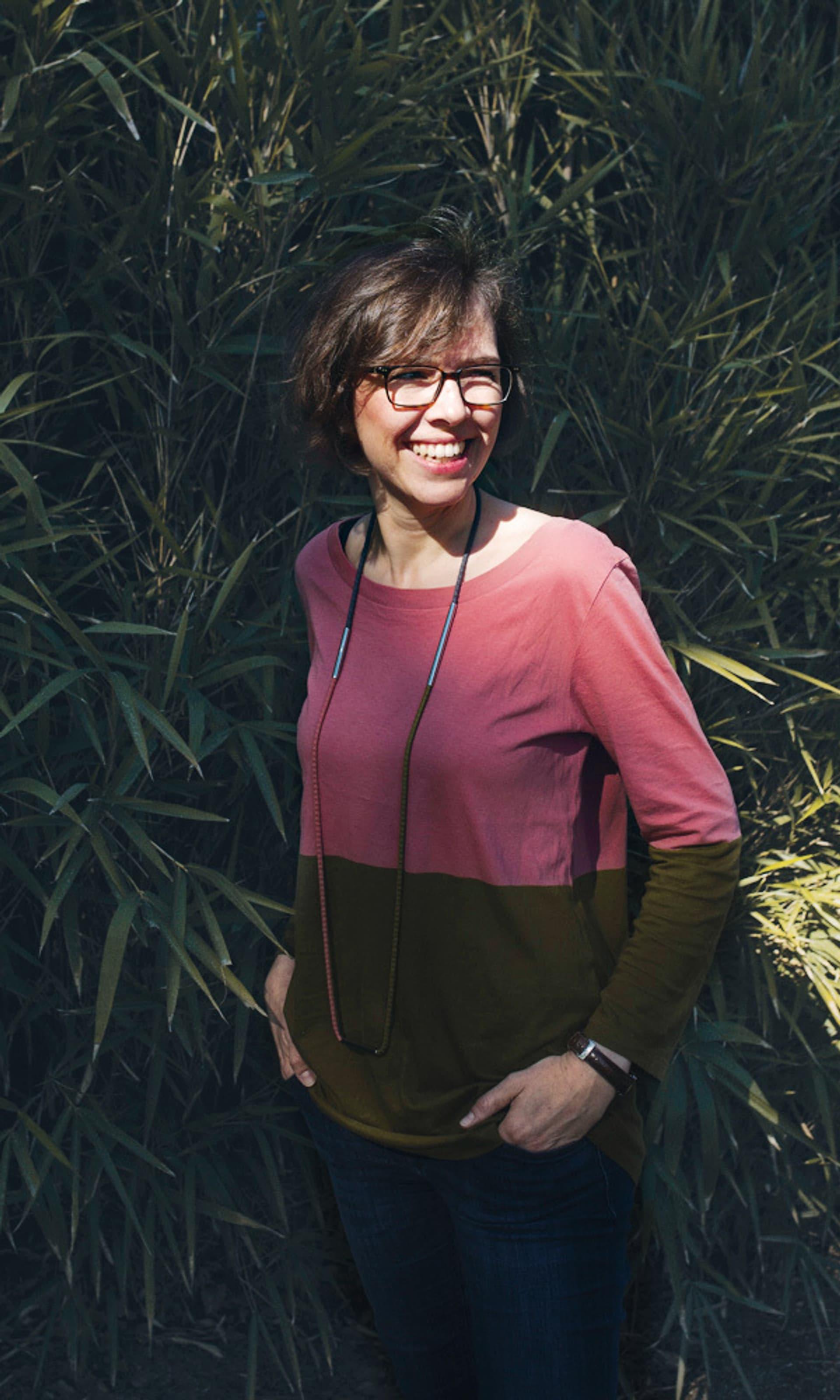 Jutta Koch, cosmia-Redakteurin