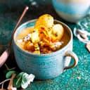 Steckrüben Suppe