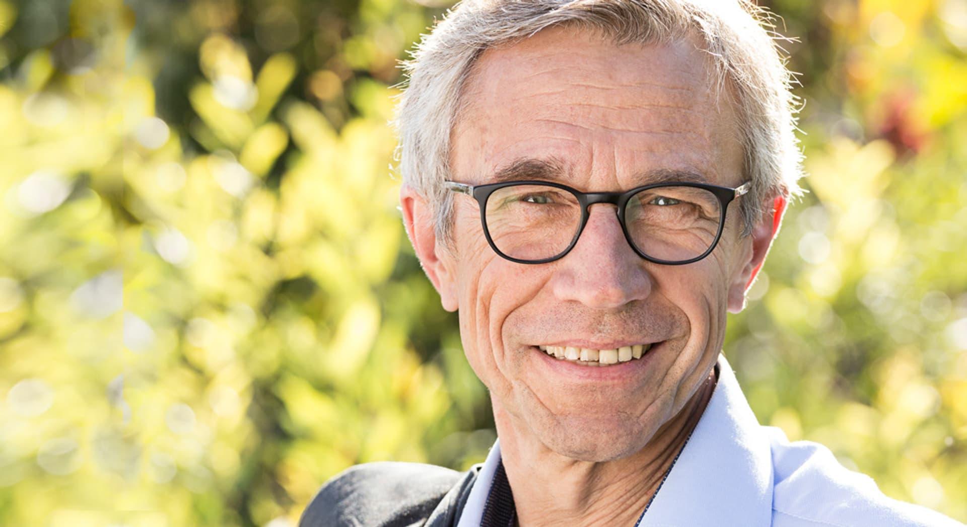 Bernhard Irrgang Weleda Natrue Praesident c Michael Peuckert Weleda AG