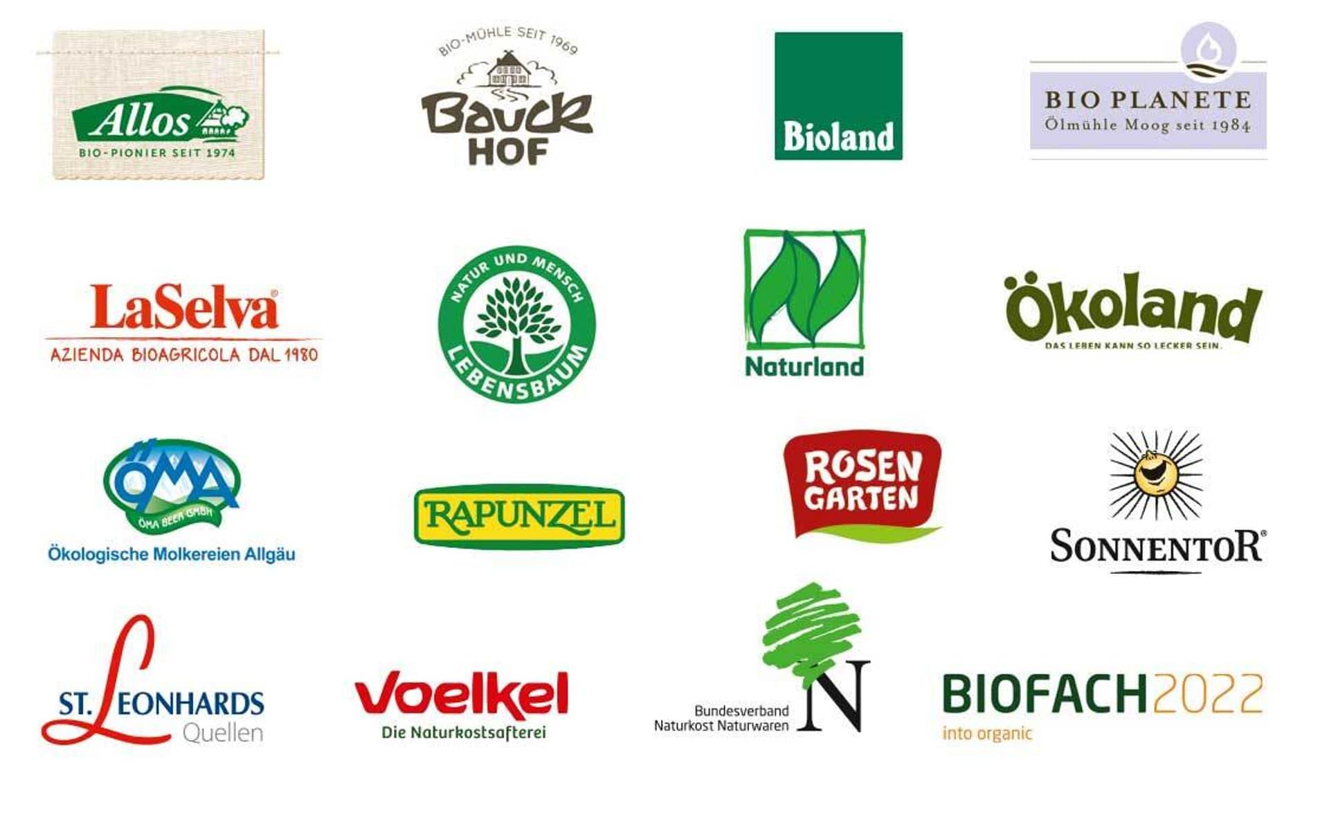 Beste Bio-Läden 2022 wurde von diesen Sponsoren gesponsort