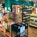 Die finnische Bio-Supermarktkette Ruohonjuuri setzt auf Trockenbereich und neue Produkte.