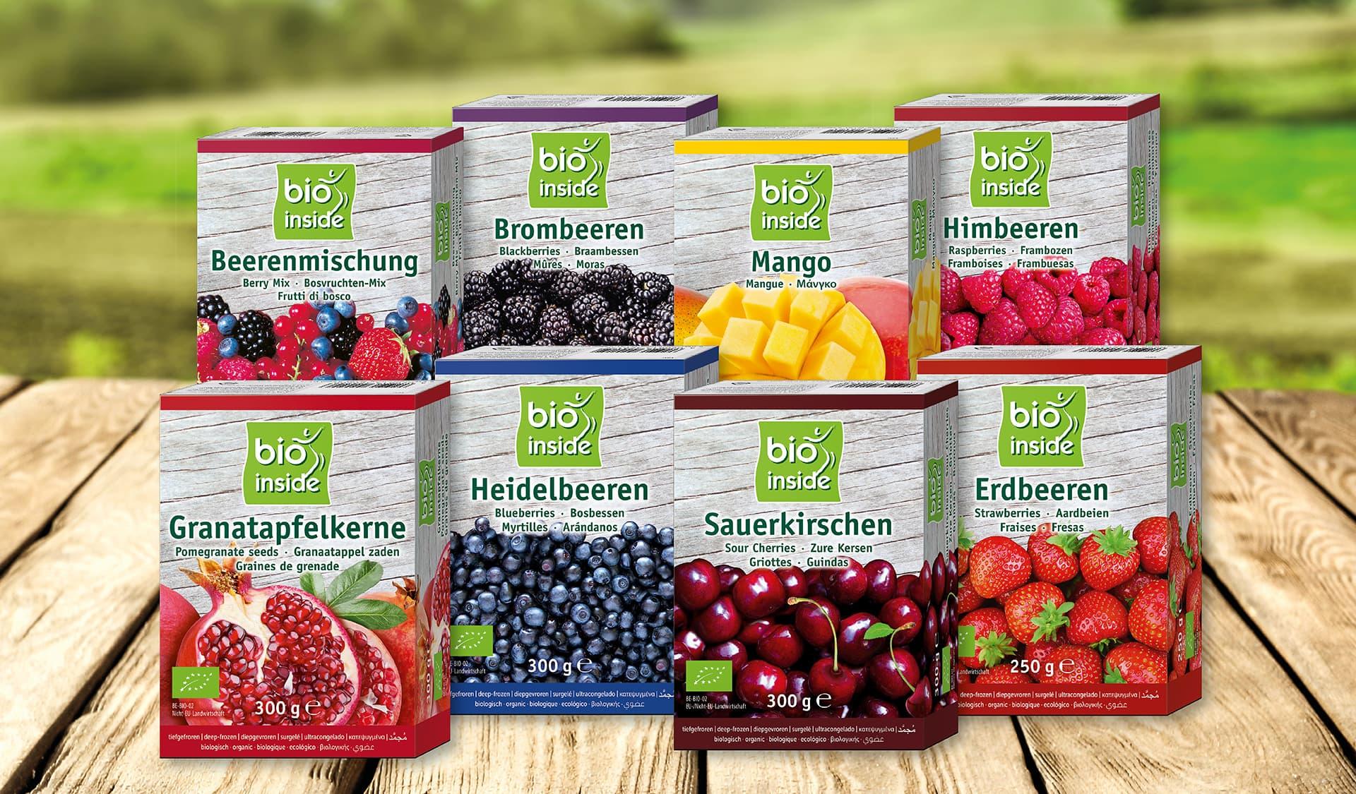 Obst, bio, Frühstück, bio inside