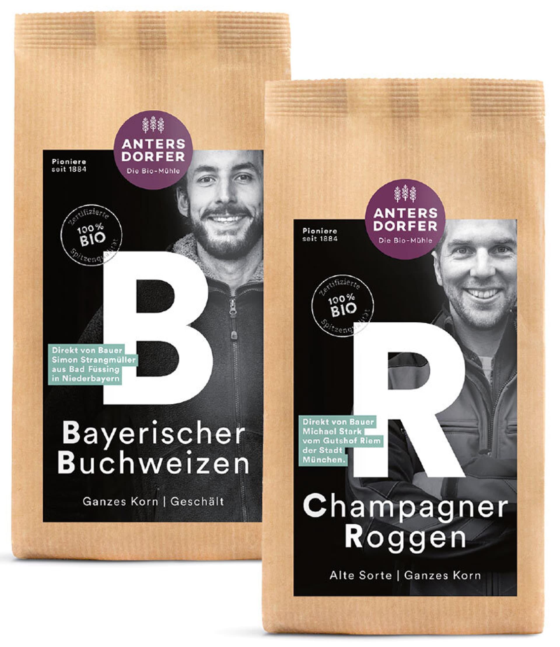 Antersdorfer champagner roggen buchweizen