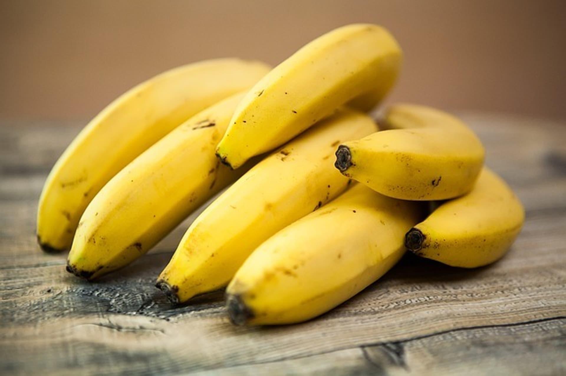 Bananen c Pixabay Gabi Sanda