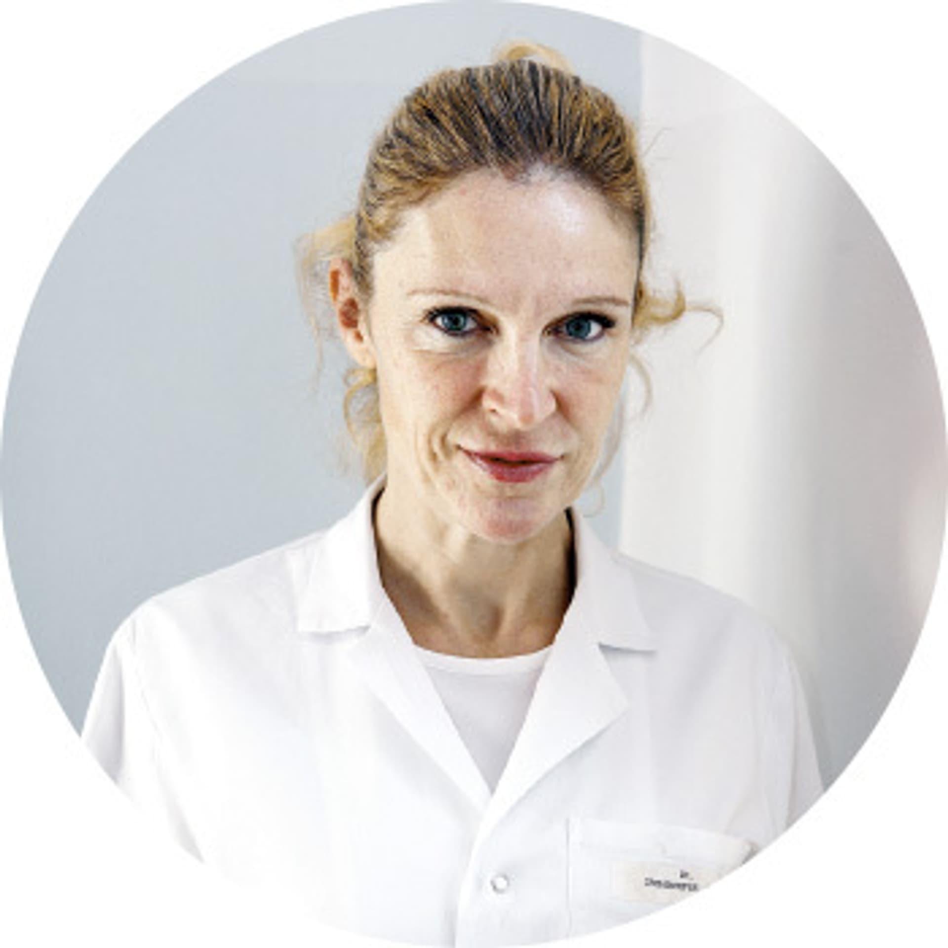 Iris zachenhofer dr