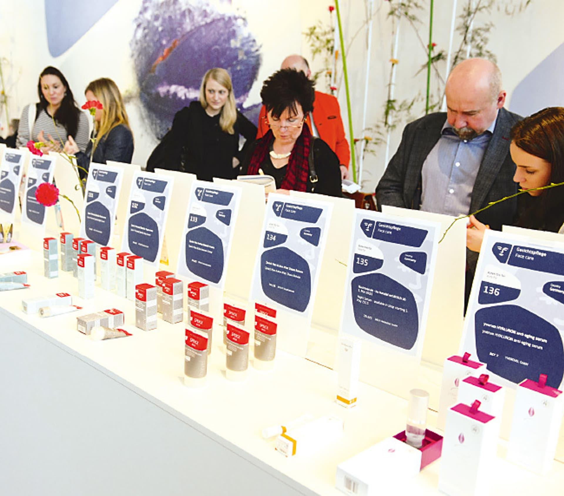 Kosmetikmesse Vivaness (Foto: Nürnberg Messe)