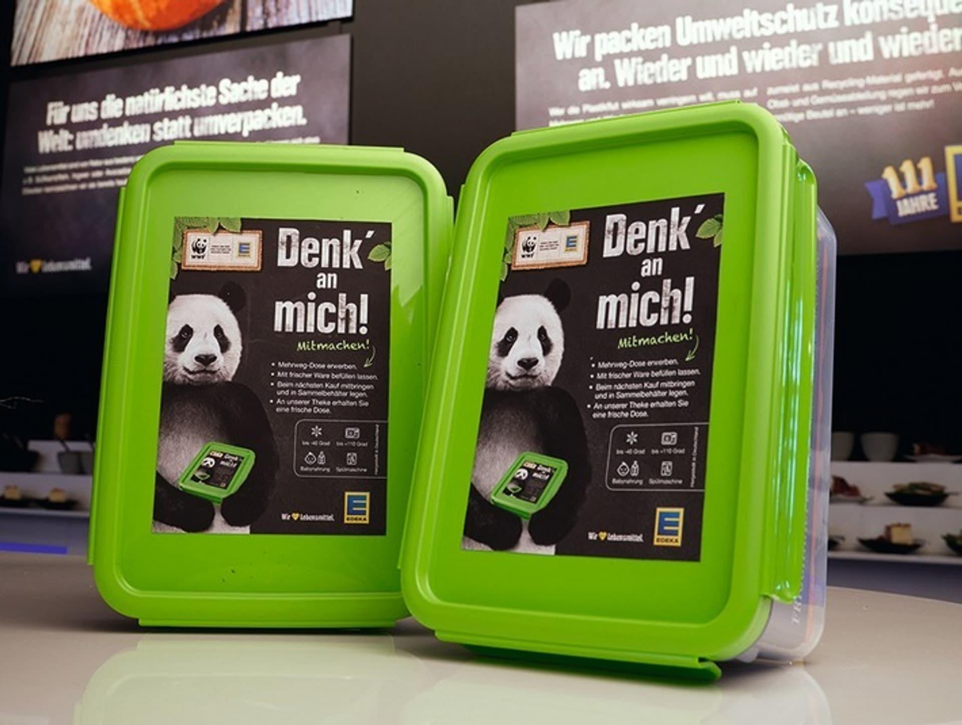 Edeka frischetheken mehrwegdose spart verpackungen ein c edeka