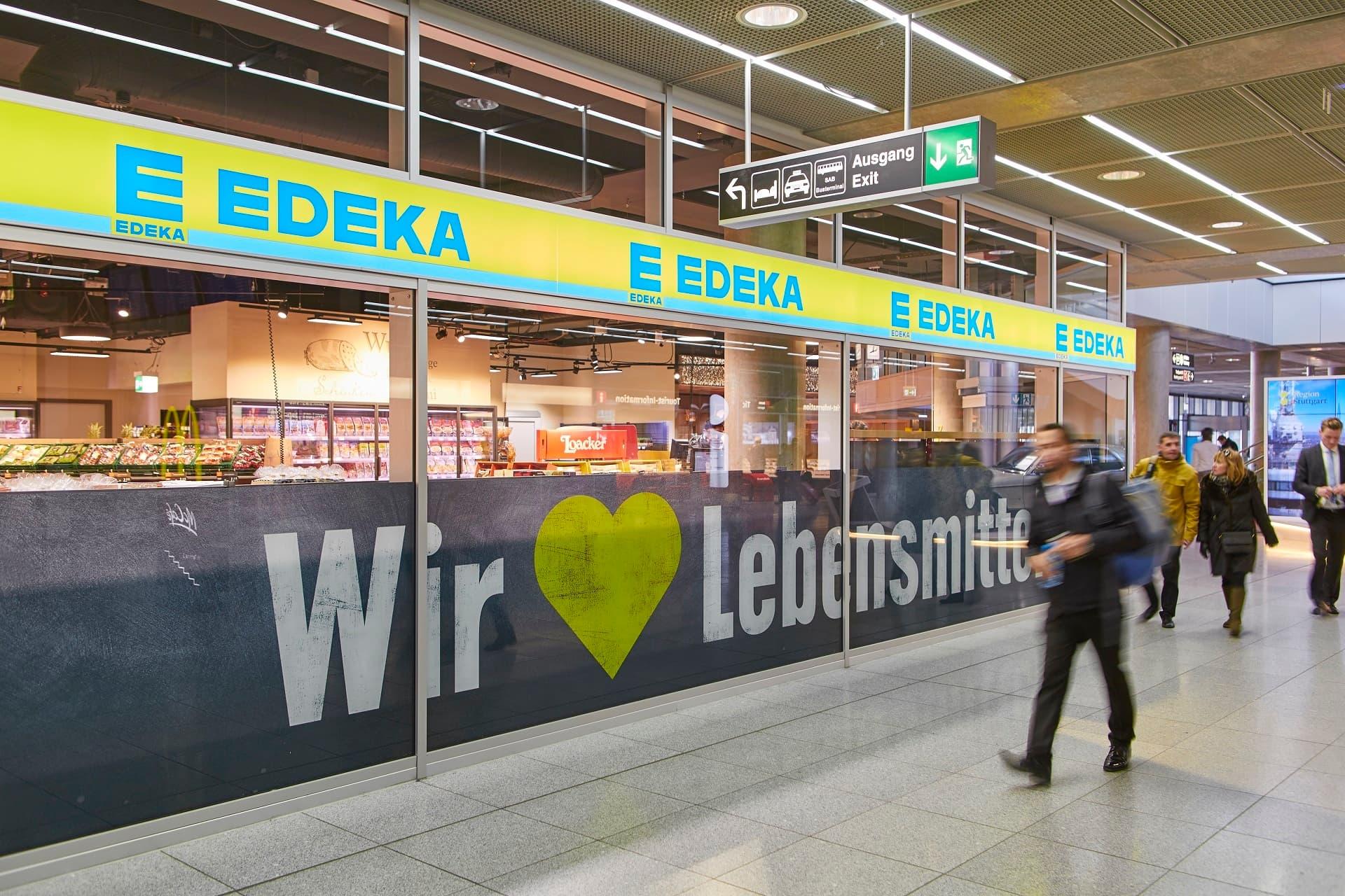 Edeka Südwest Flughafen Stuttgart