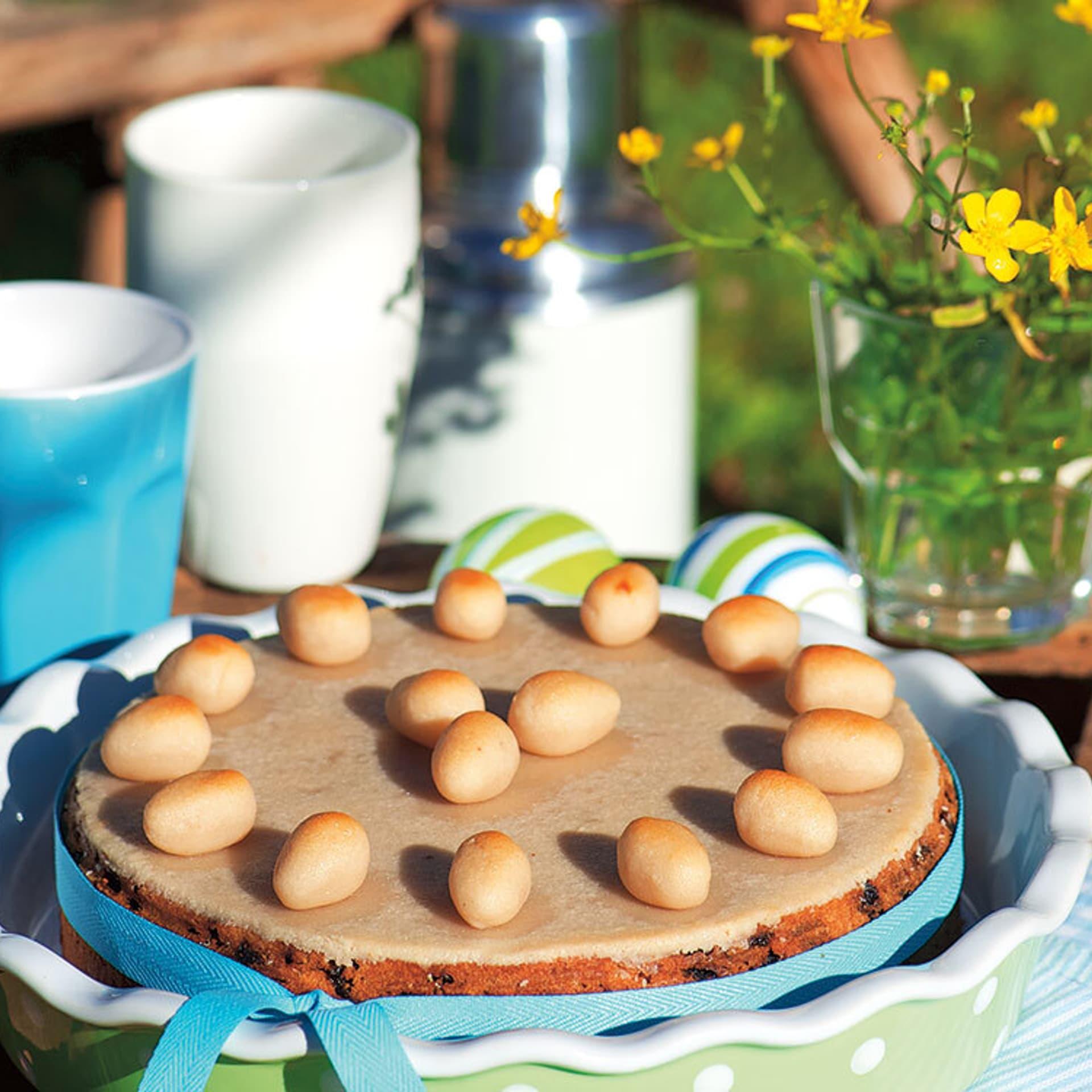 Englischer Osterfrüchtekuchen