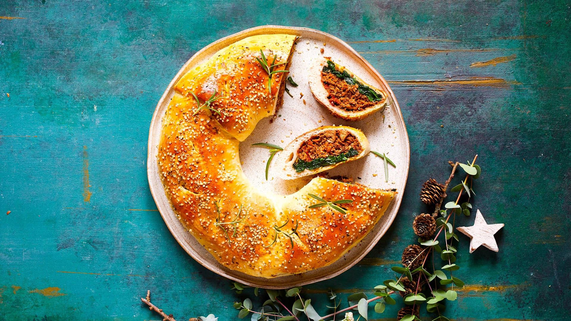 Filet Wellington vegan