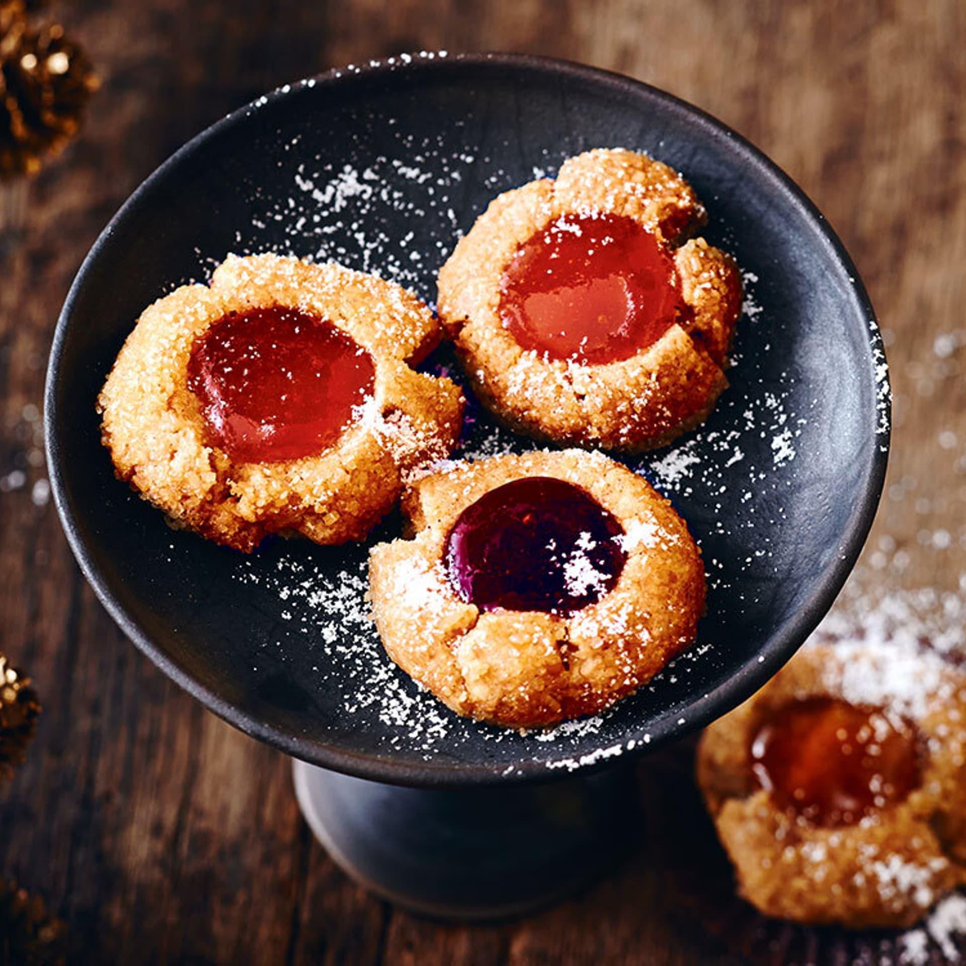 Fingerprint Cookies