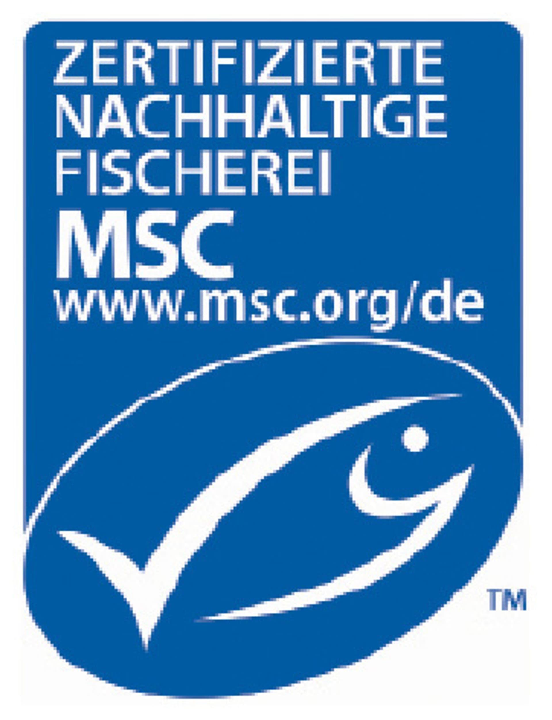 MSC Was bedeutet das Siegel?