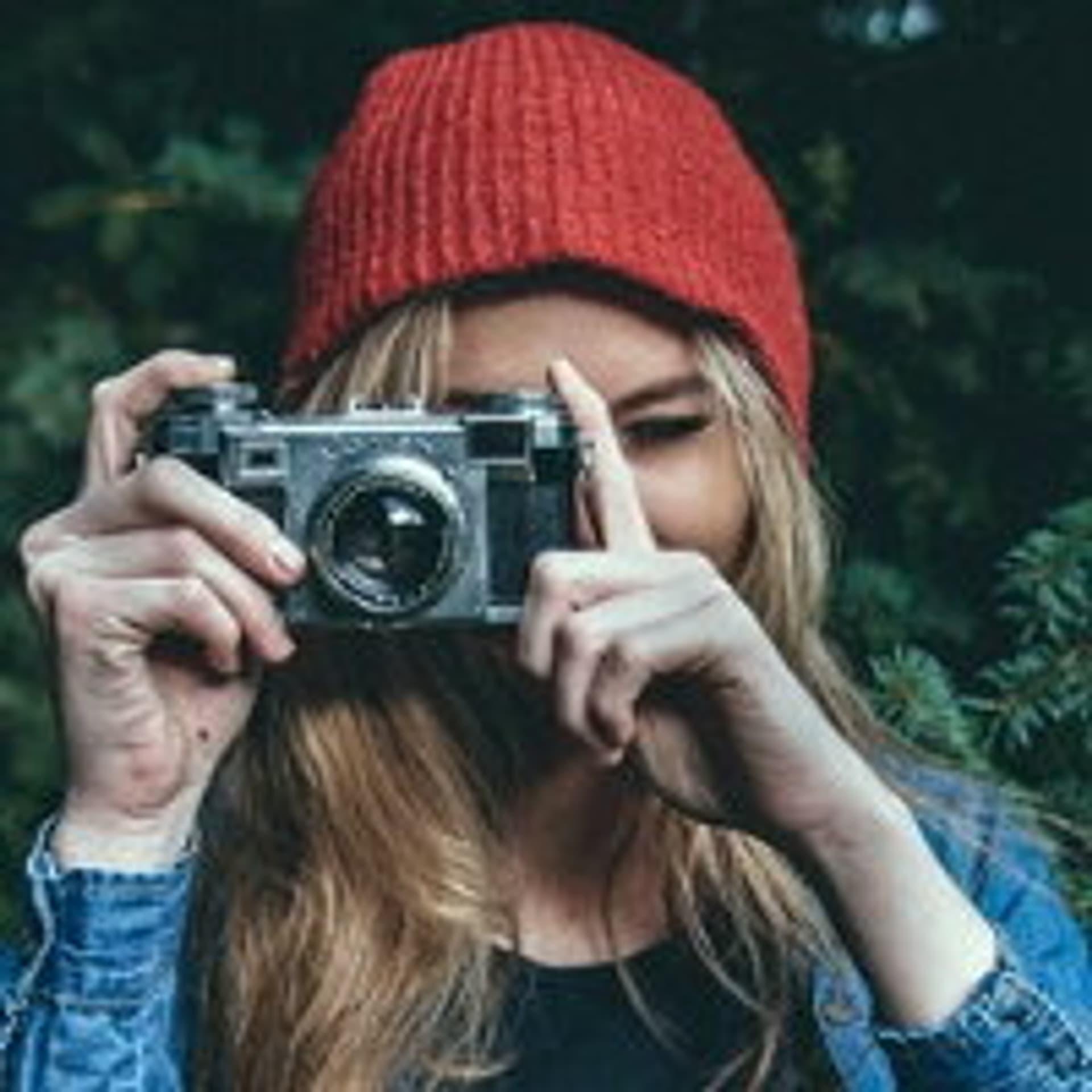 Bloggerin c Pixabay