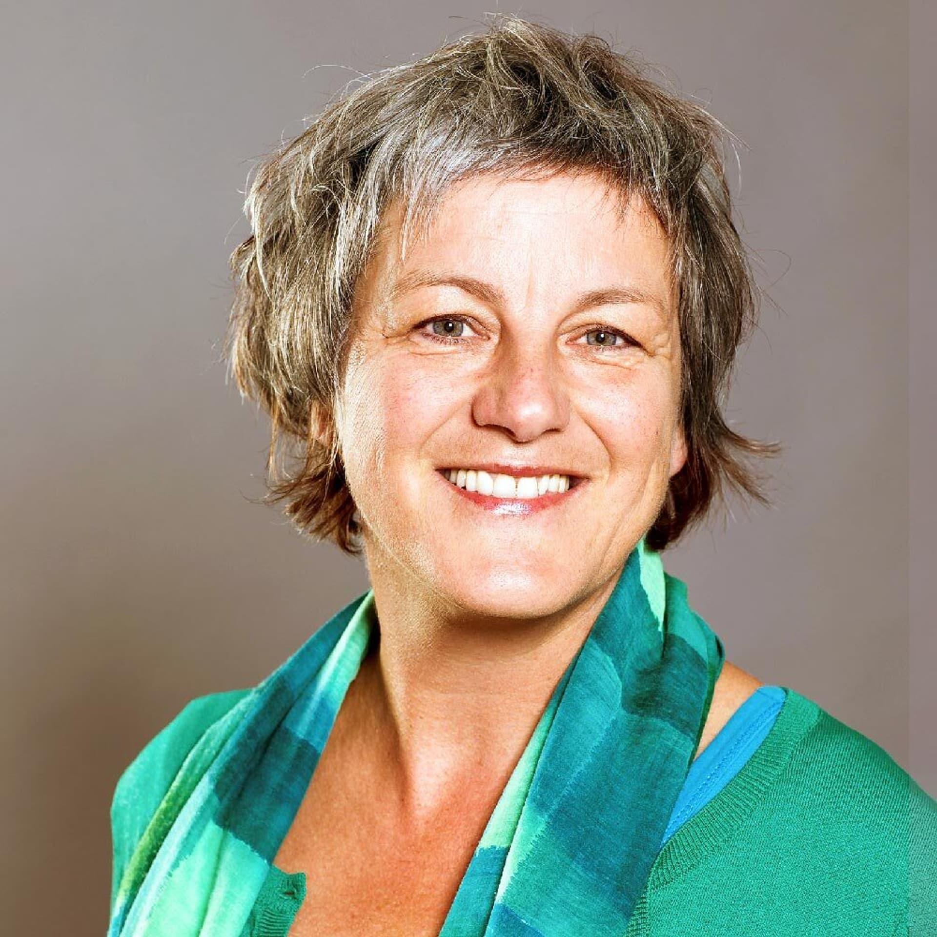 Eva Kiene Portait für Hollerbirl