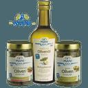 Gewinnerpaket Oliven und Olivenoel