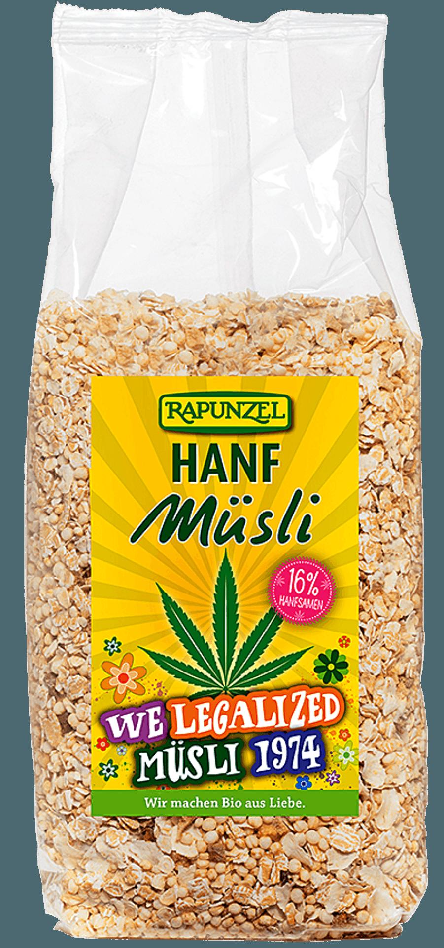 Hanf-Müsli