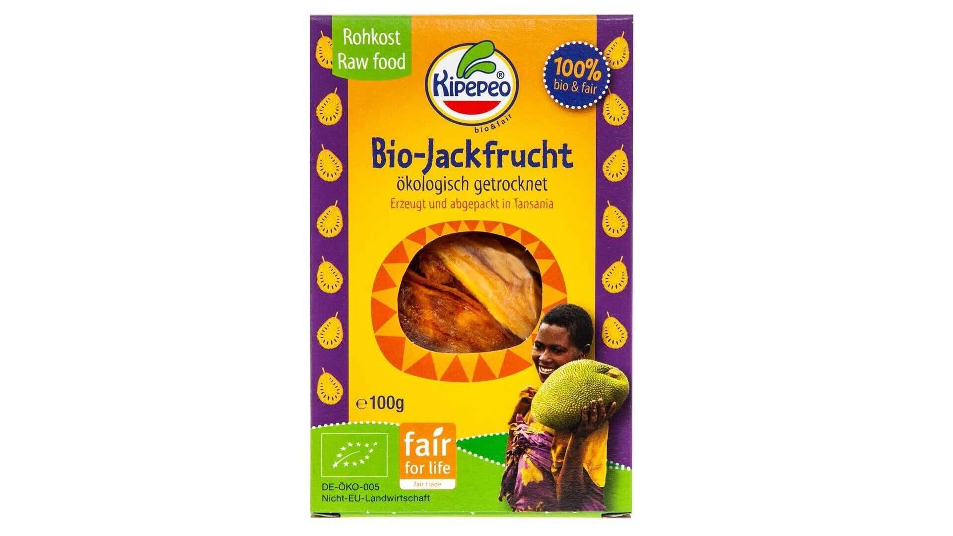 Kipepeo Bio-Jackfrucht