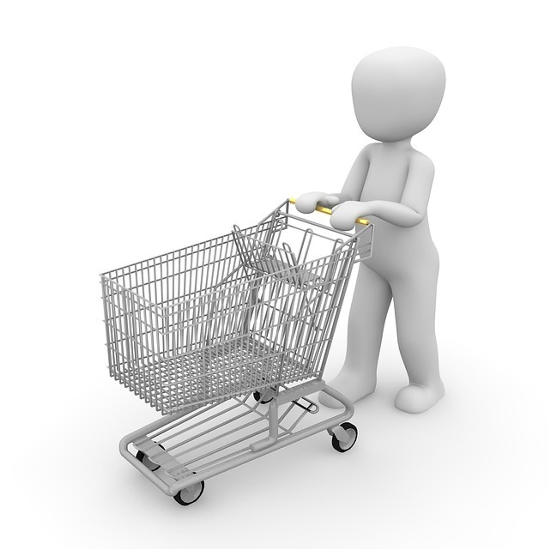 Einkaufen c Pixabay 3dman eu