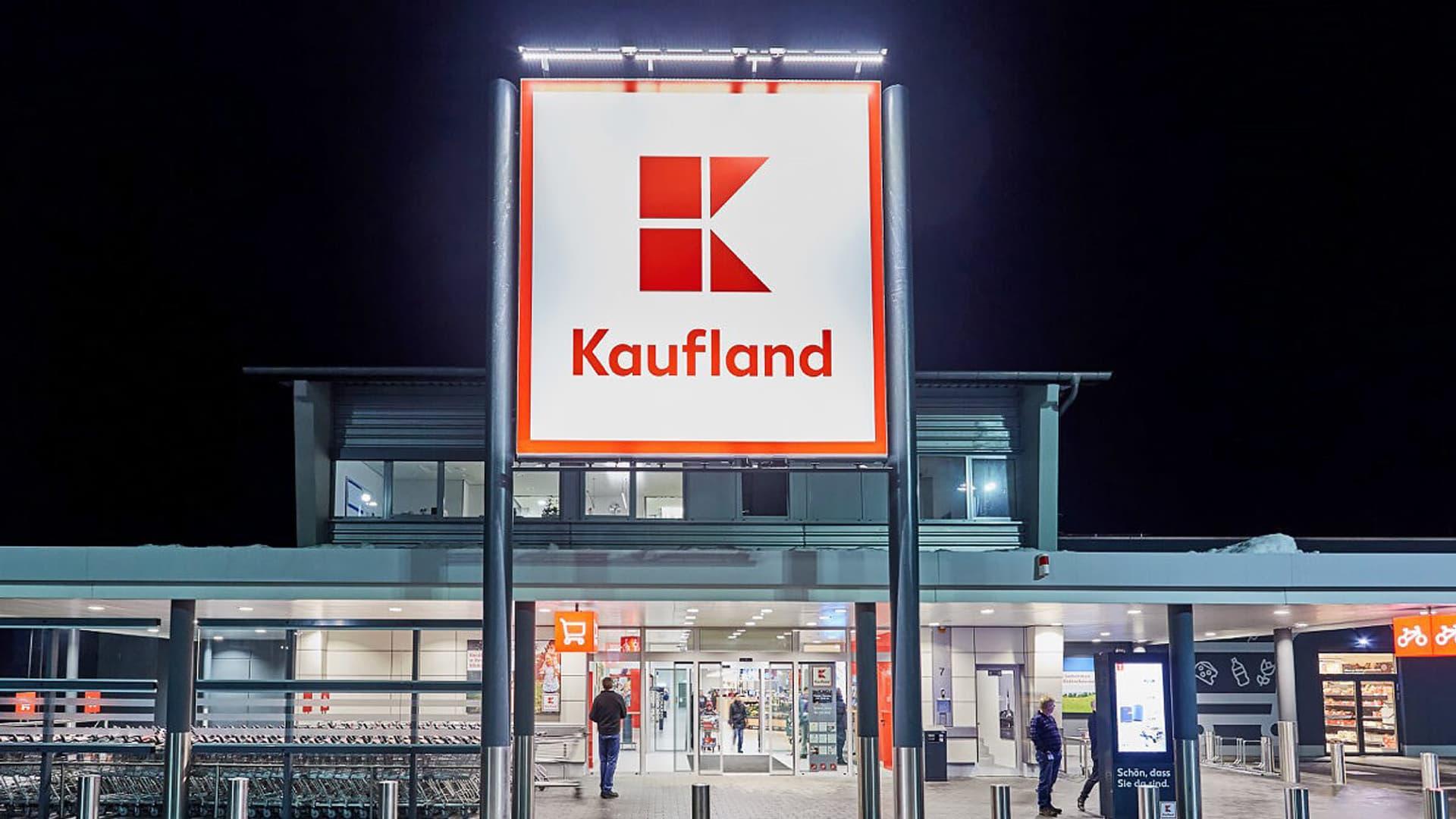 Filiale von Kaufland