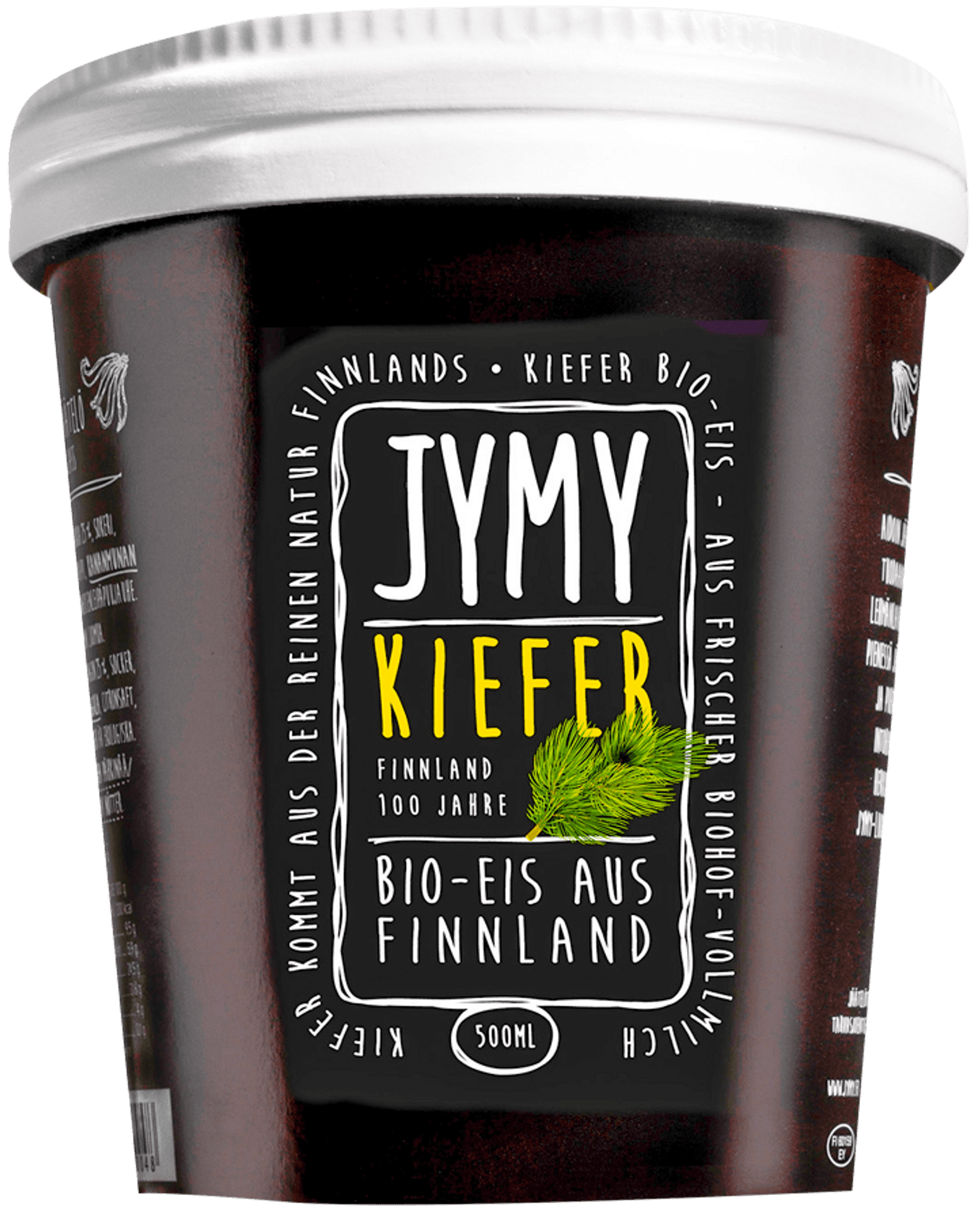 Jymy Kiefer Eis