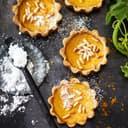 Kürbis-Tortelettes