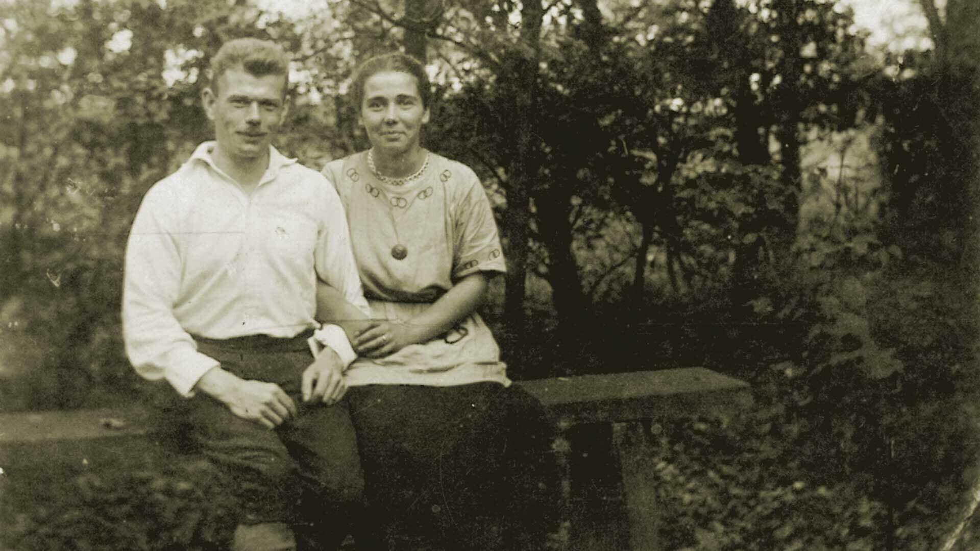 Karl und Magret Voelkel