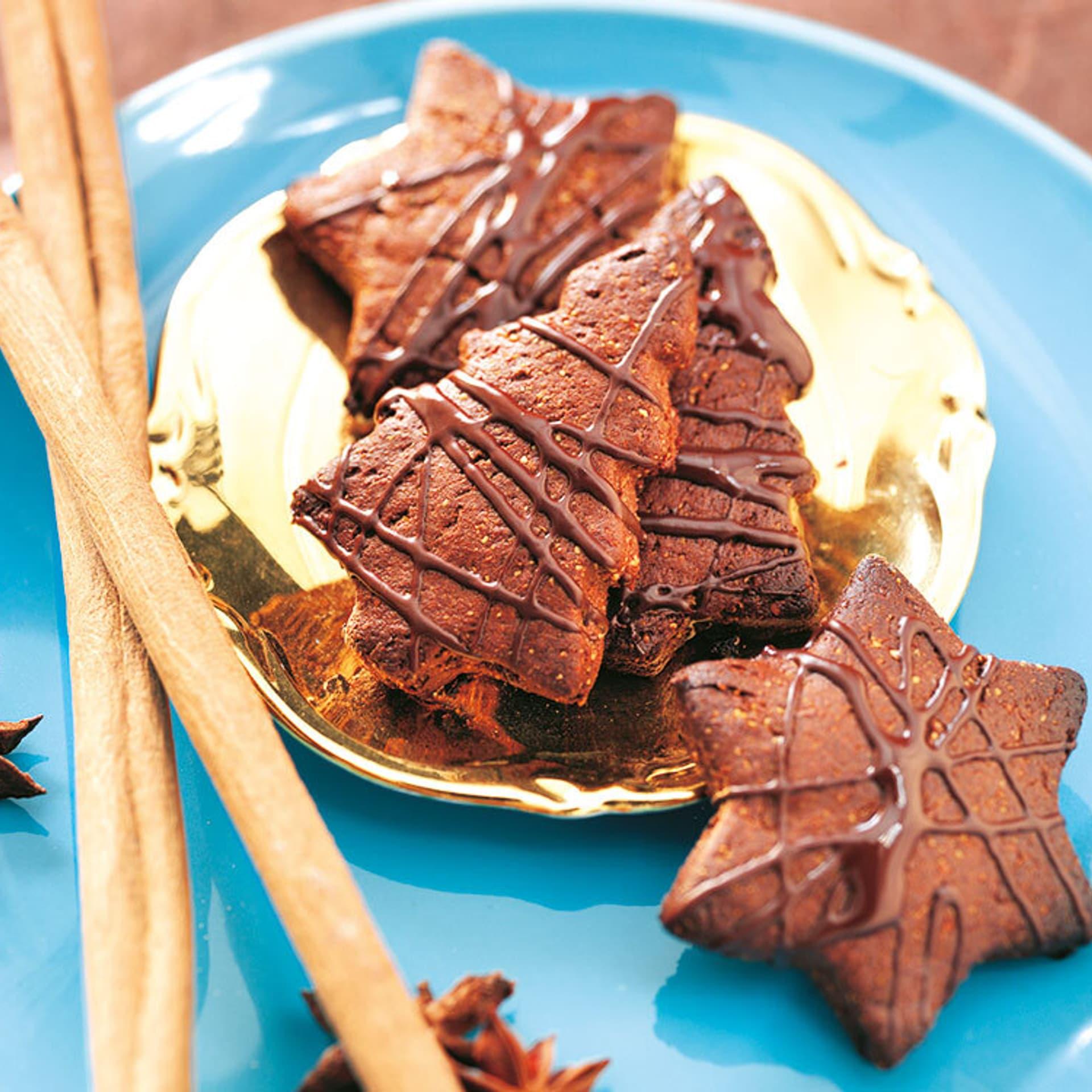 Lebkuchen mit Kakao