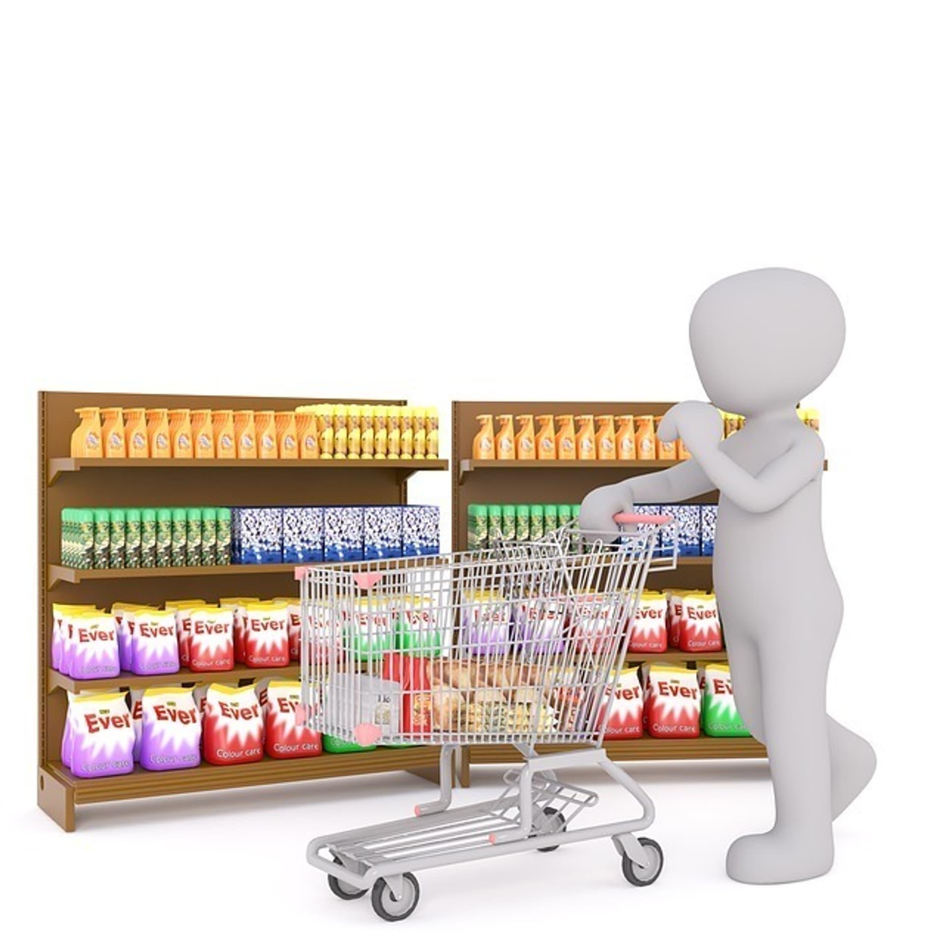 Einkaufen Supermarkt c Pixabay 3dman eu
