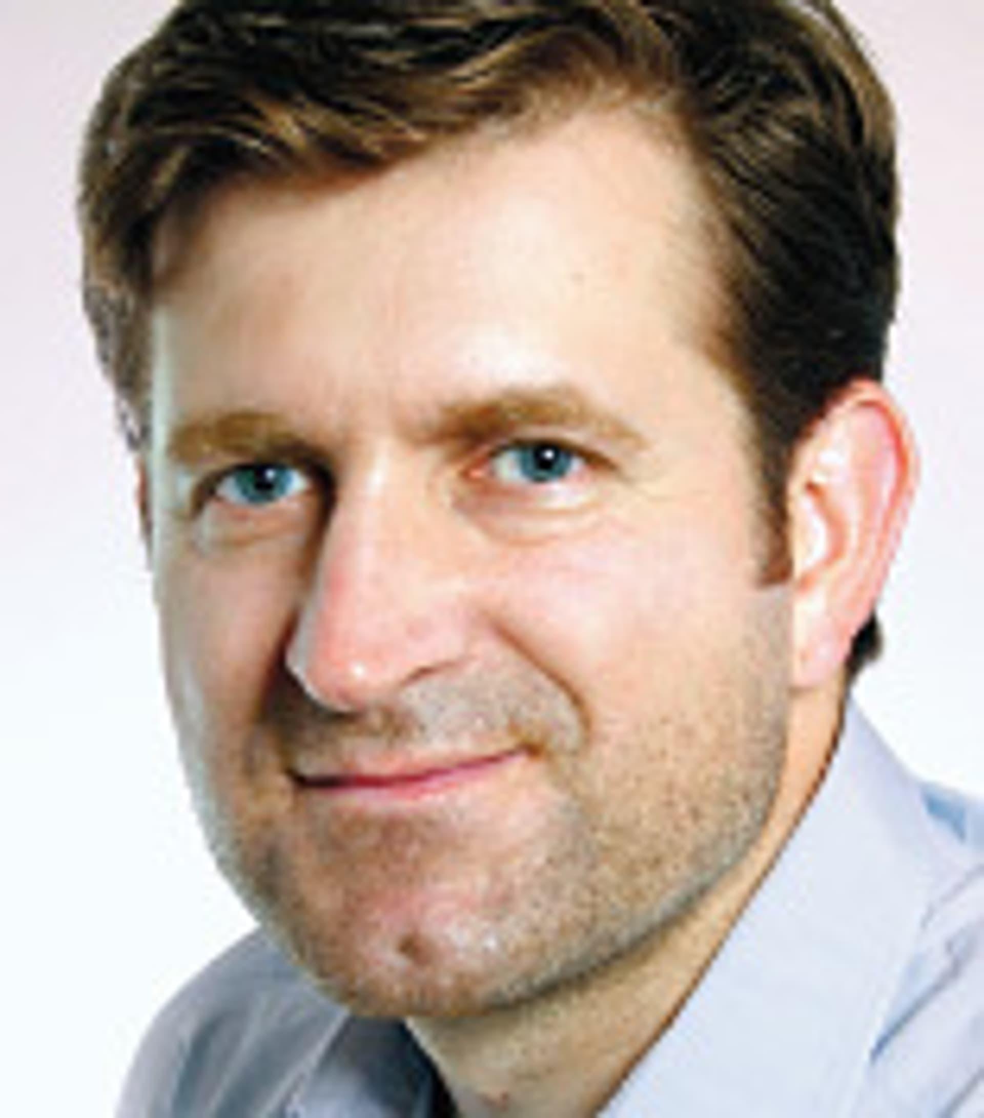 Porträt von Living Crafts Geschäftsführer Frank Schell