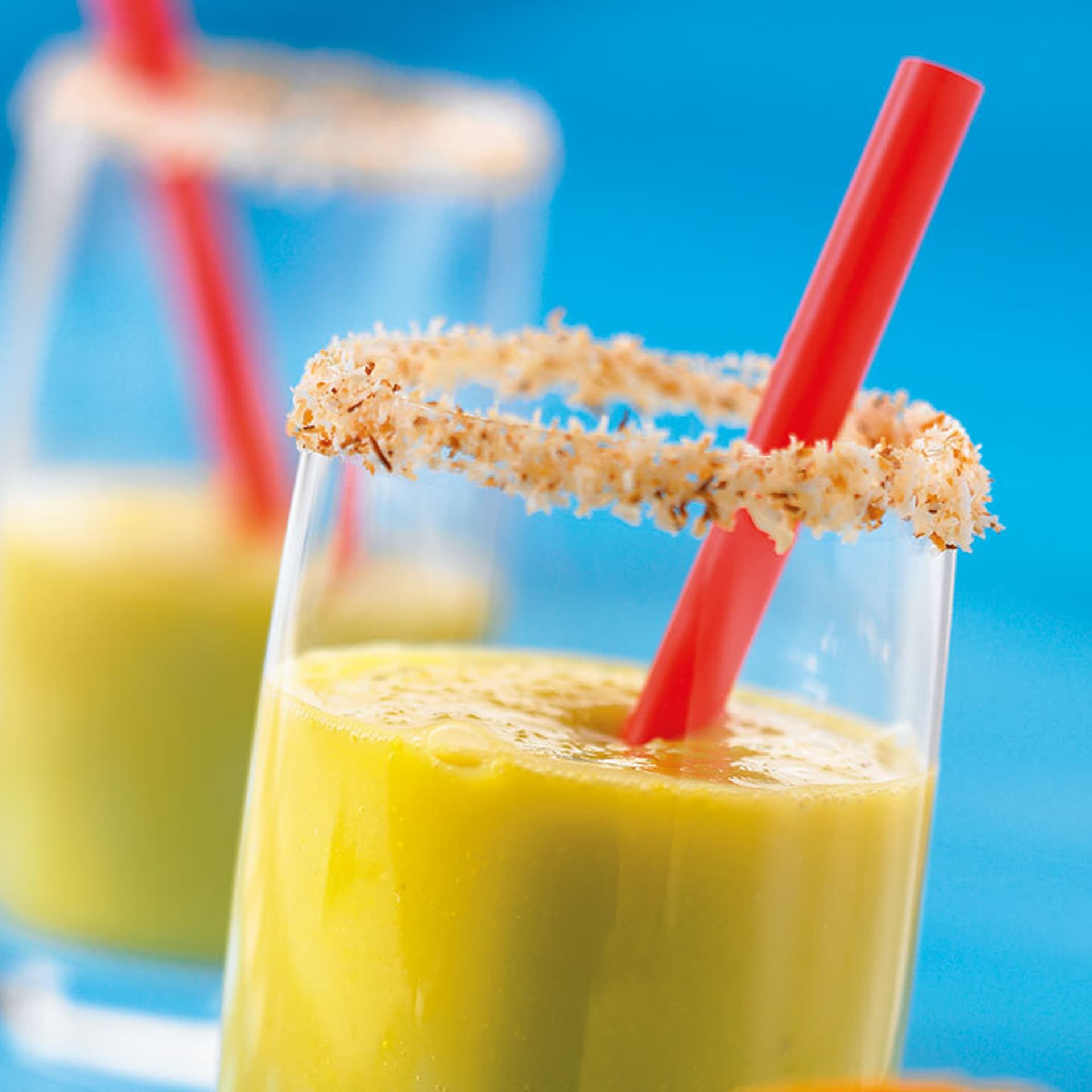Mango-Avocado-Smoothie