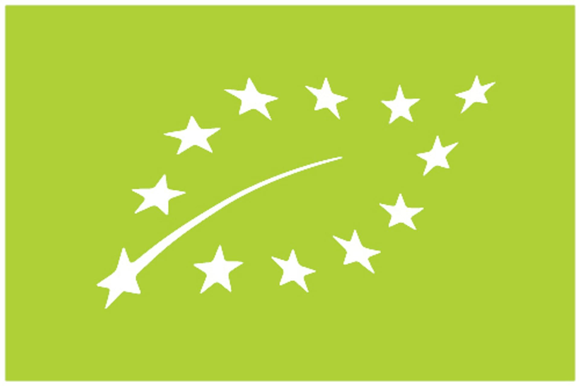 EU Organic Logo Colour Outer Line rgb