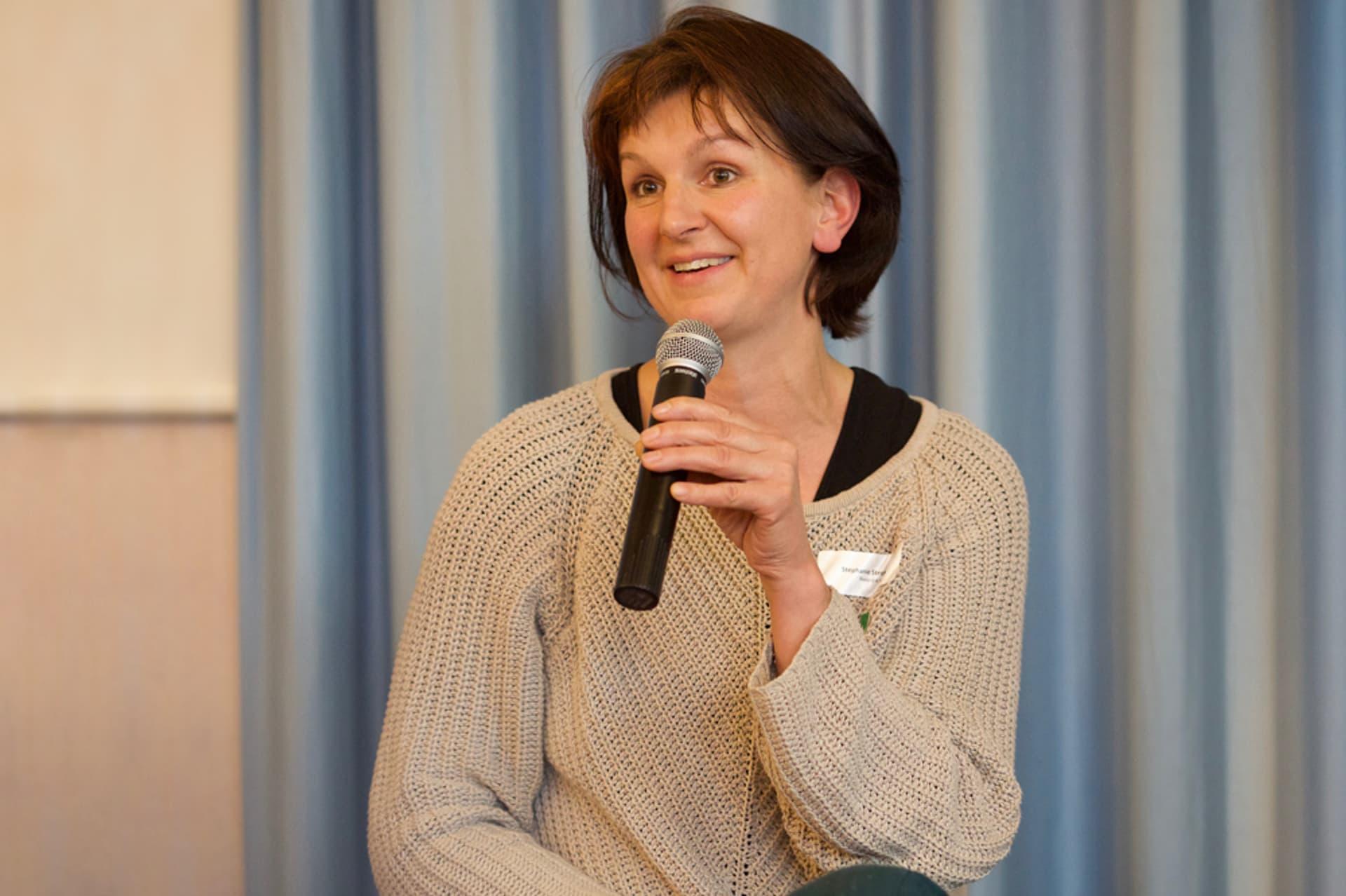 Stephanie Strotdrees, Bioland