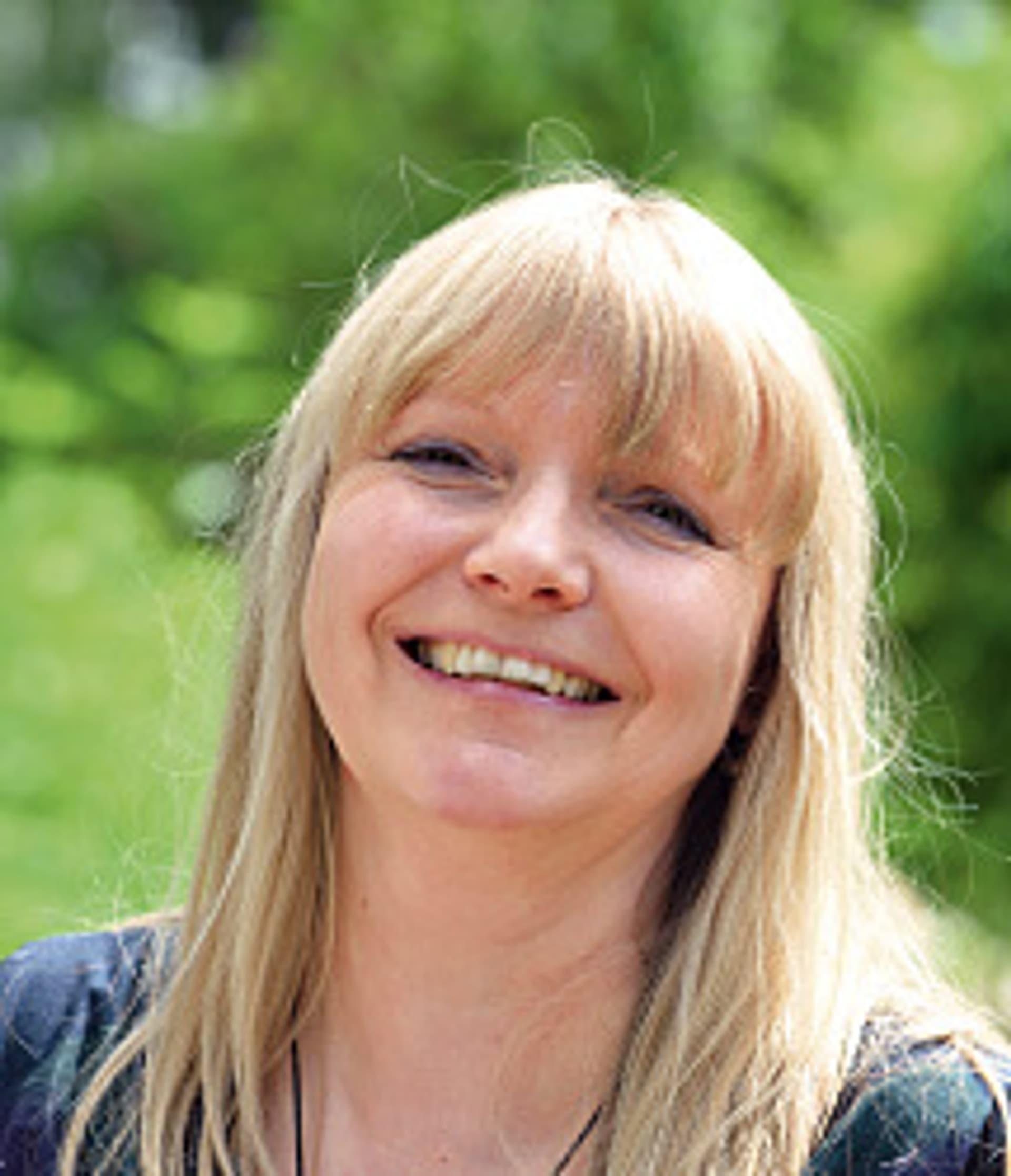 Portät von Martina Gebhardt Entwicklungsleiterin Elke Lorenz