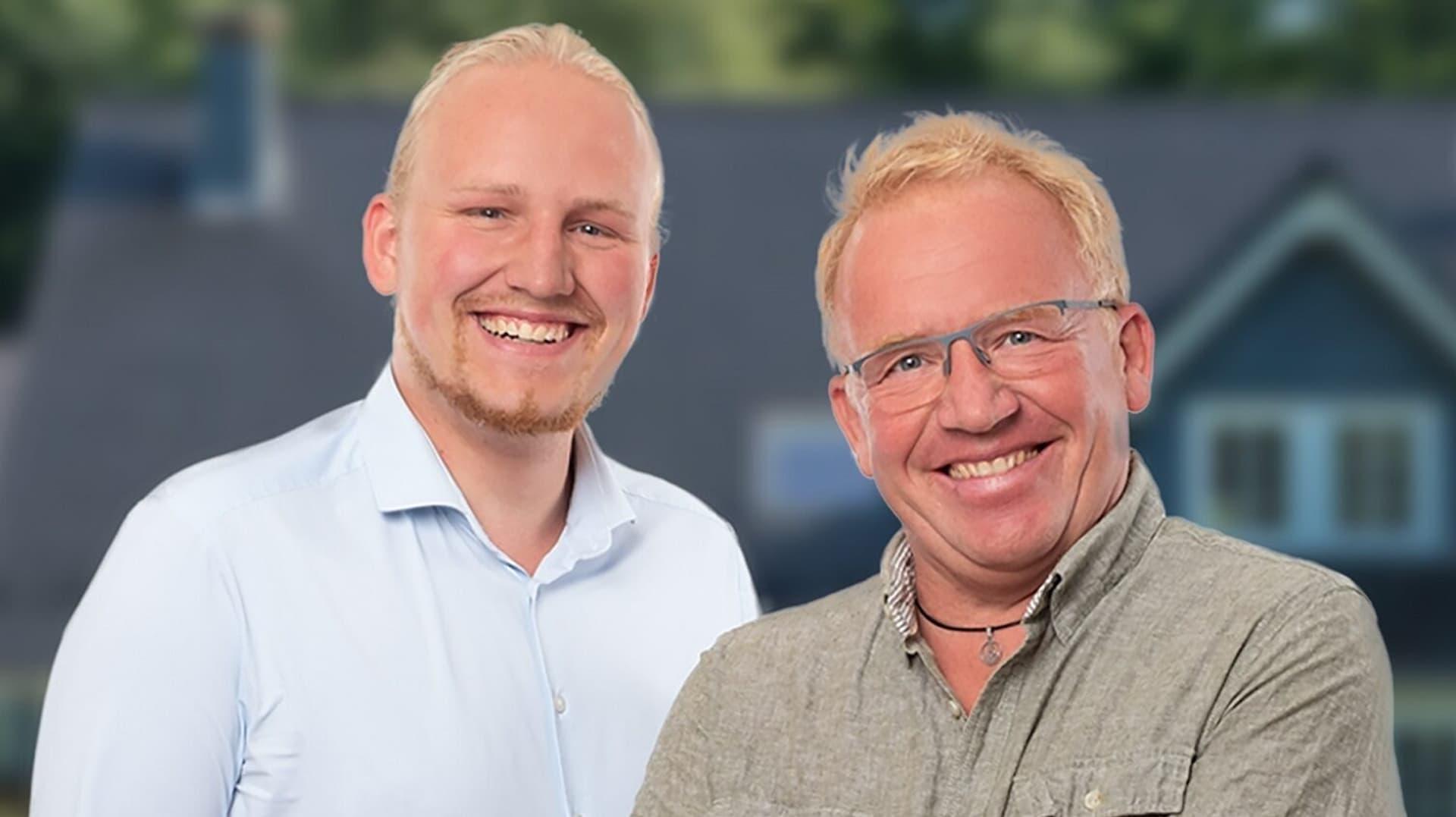 Jonathan und Henning Gauer vom Bio-Gut Rosenthal