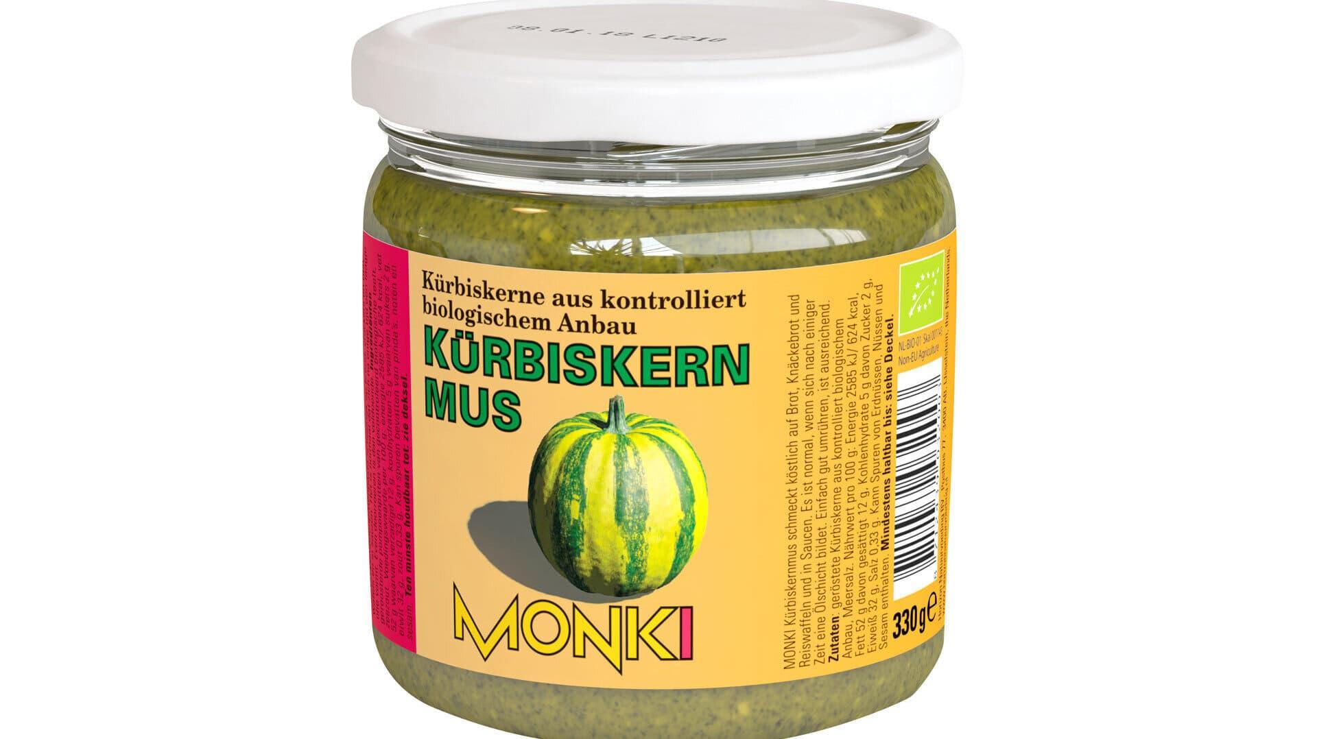 Kürbiskern Mus von Monki