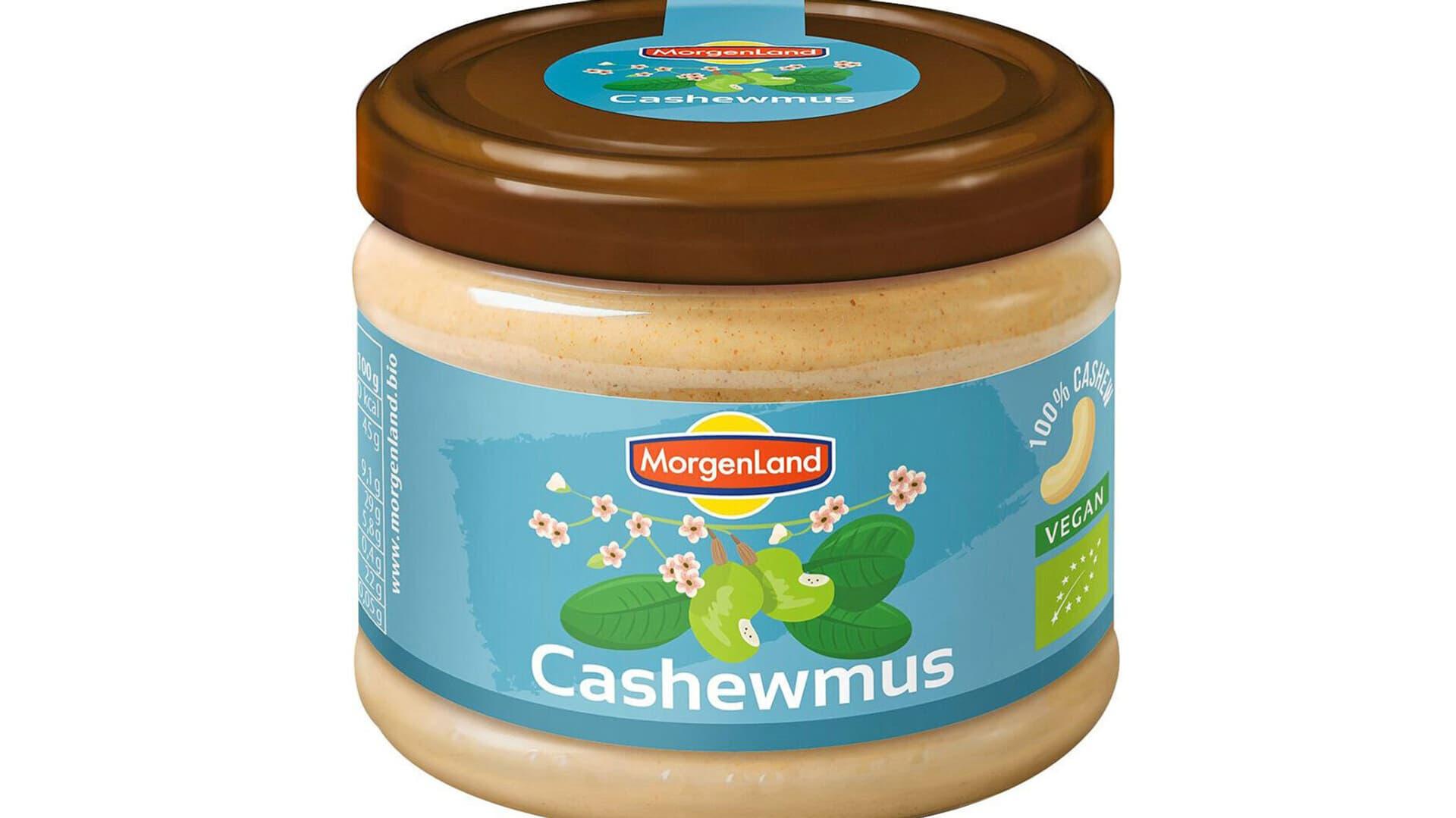 Cashewmus von Morgenland