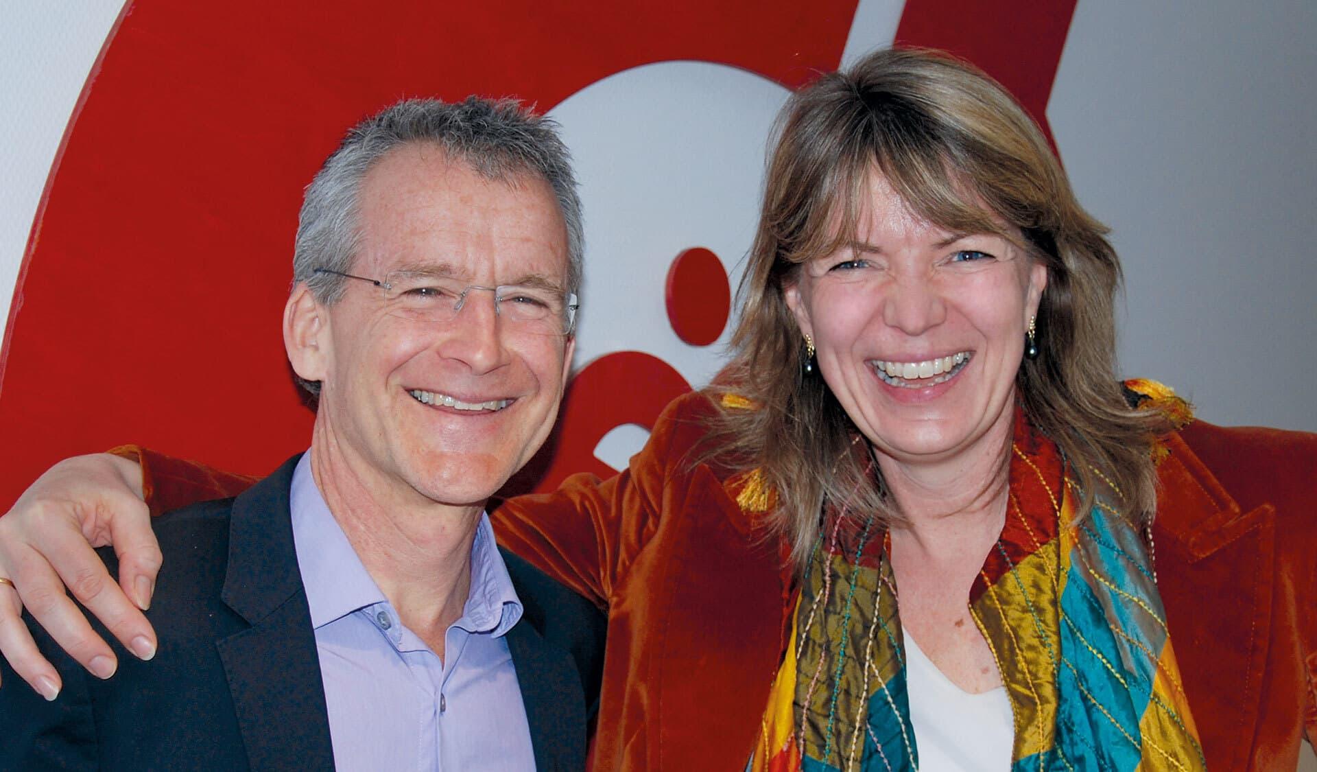 Sieger des One World Award Helle und Paul