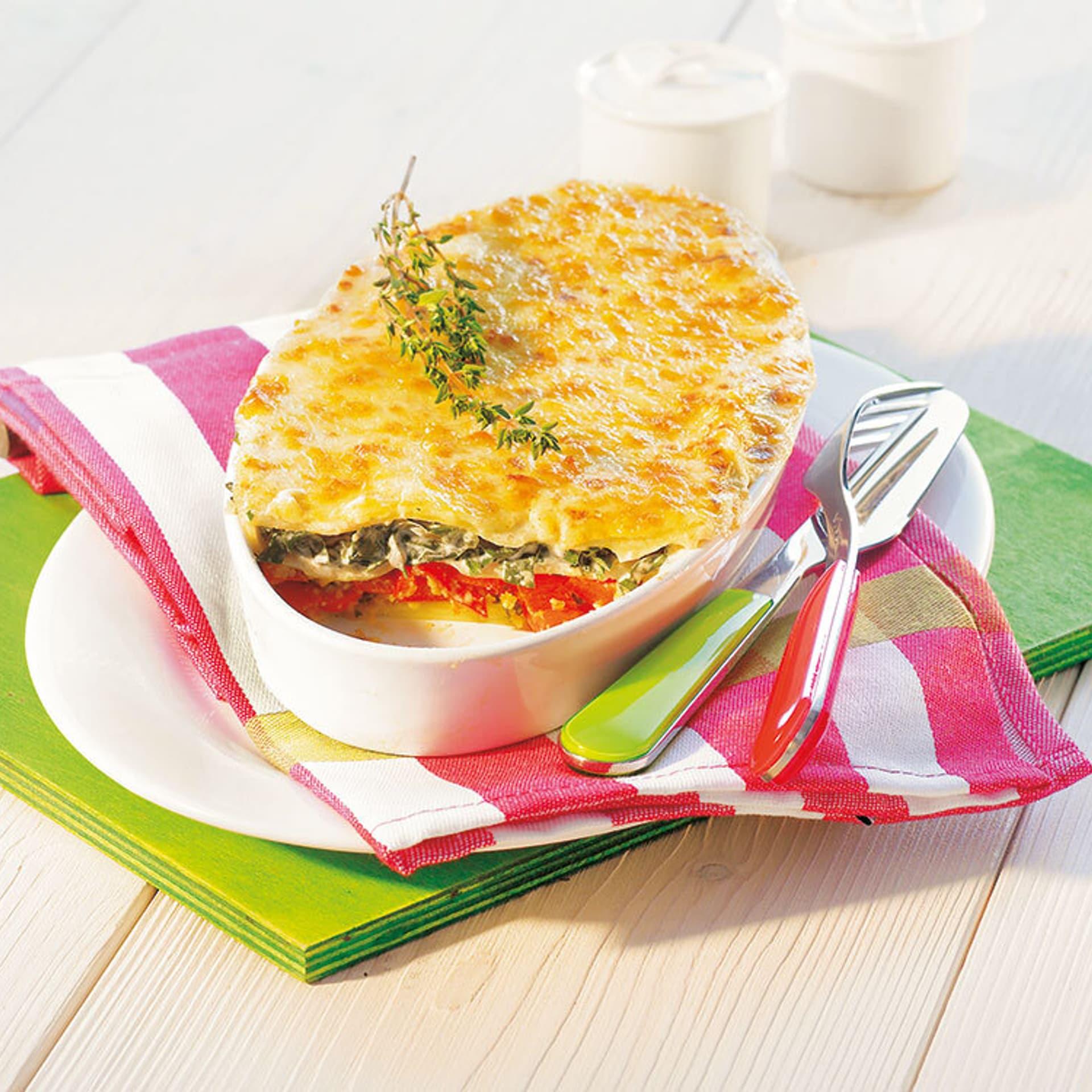 paprika mangold lasagne