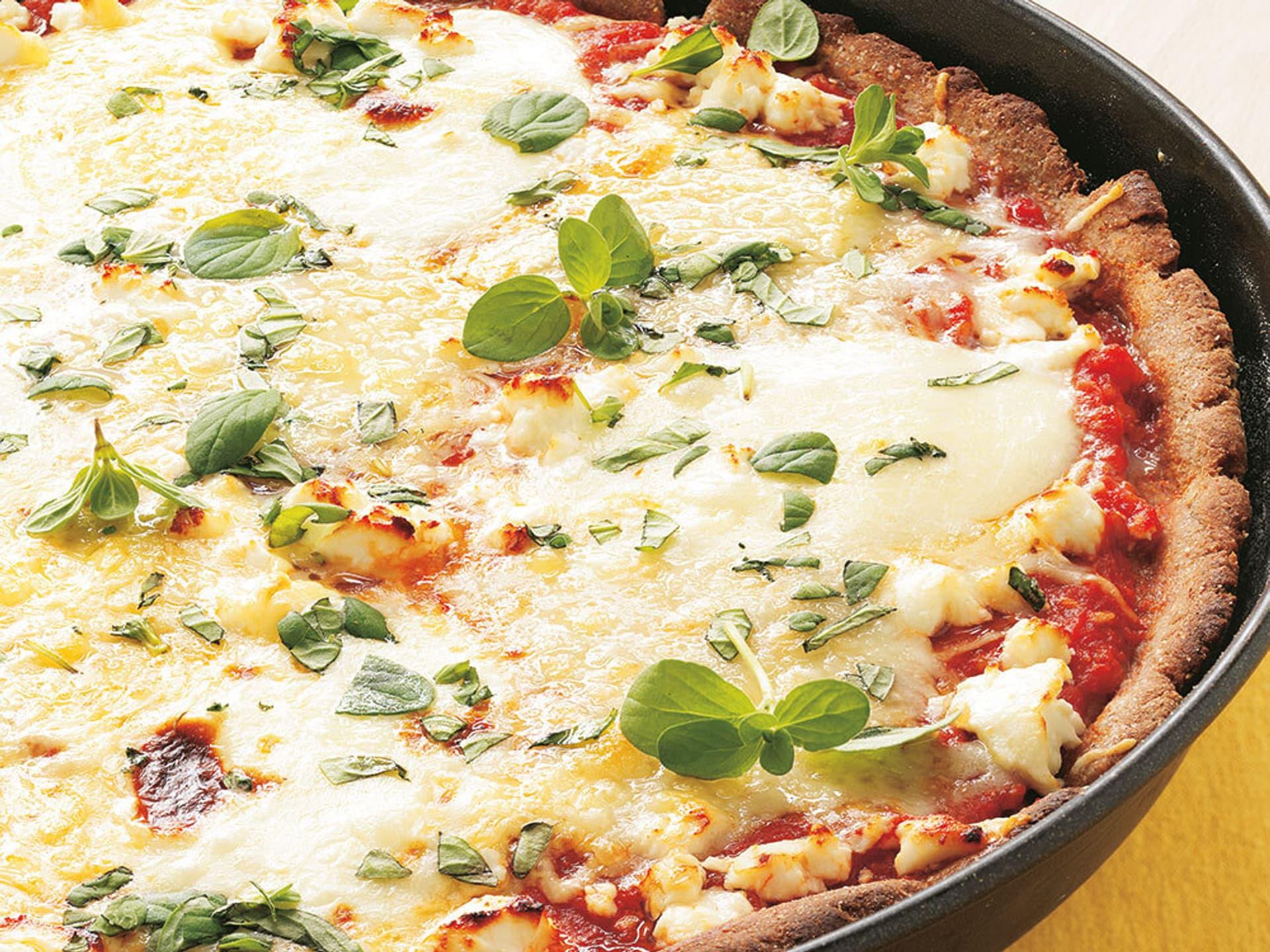Pizza 4 Käse
