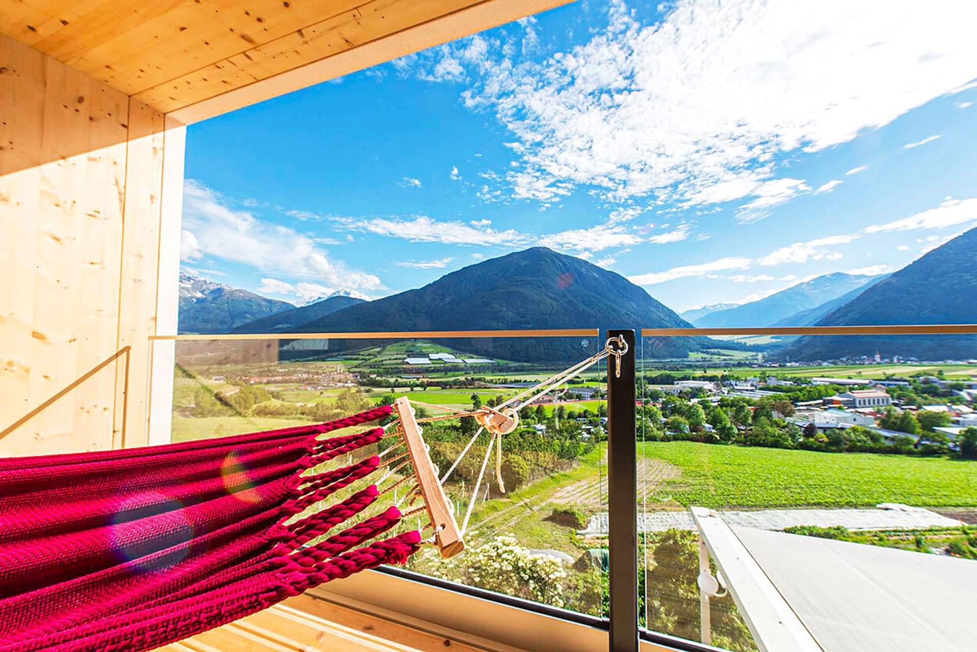 Biohotel Panorama Mals/Südtirol